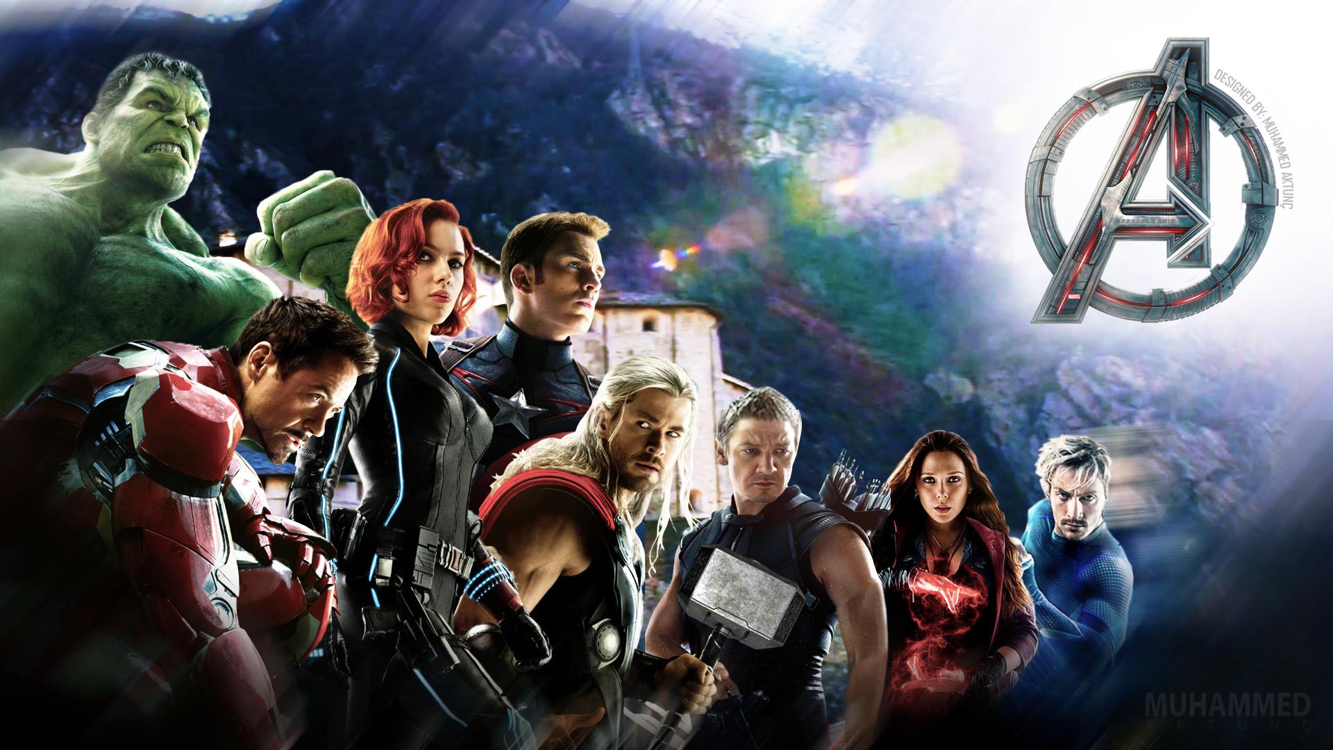 Marvel Avengers Desktop Wallpaper (79+ Images