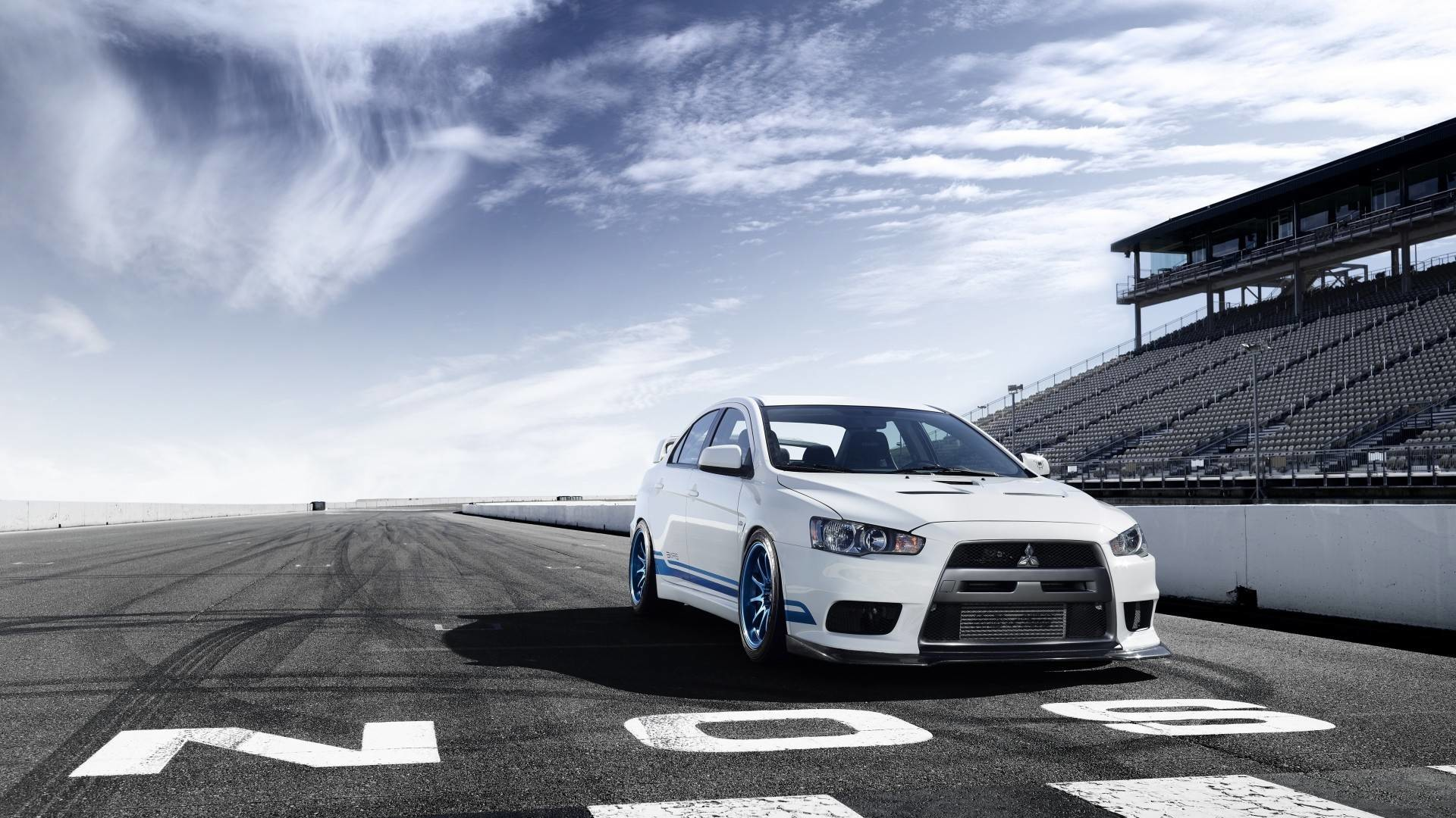 1920x1080 lancer evo x wallpaper