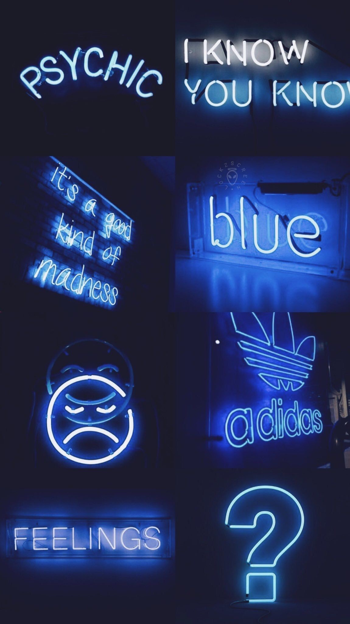 Neon Blue Backgrounds 67 Images