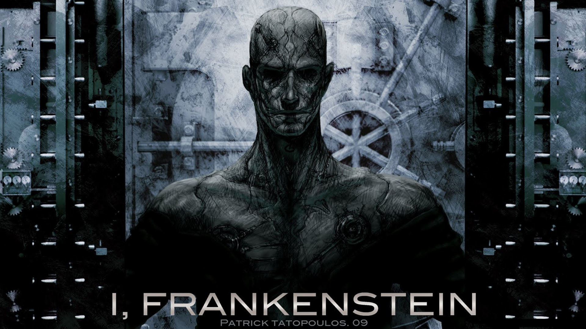 I Frankenstein Movie Wallpaper: HD Horror Movies Wallpapers (50+ Images