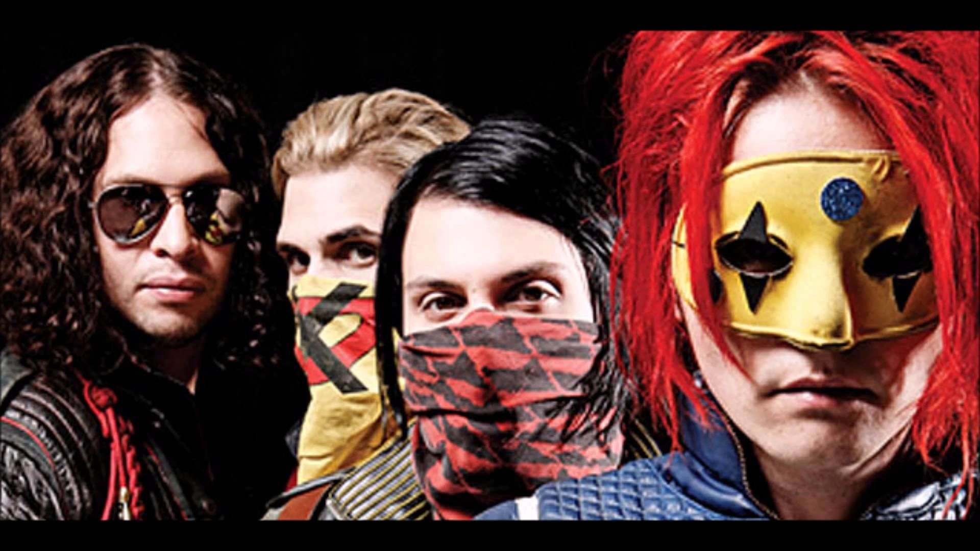1920x1080 My-Chemical-Romance-Picture
