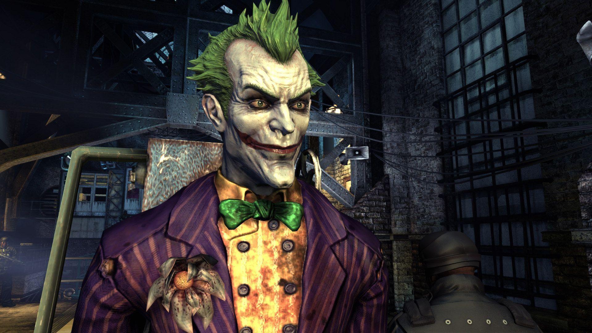 Scary Joker Wallpaper 54+ images