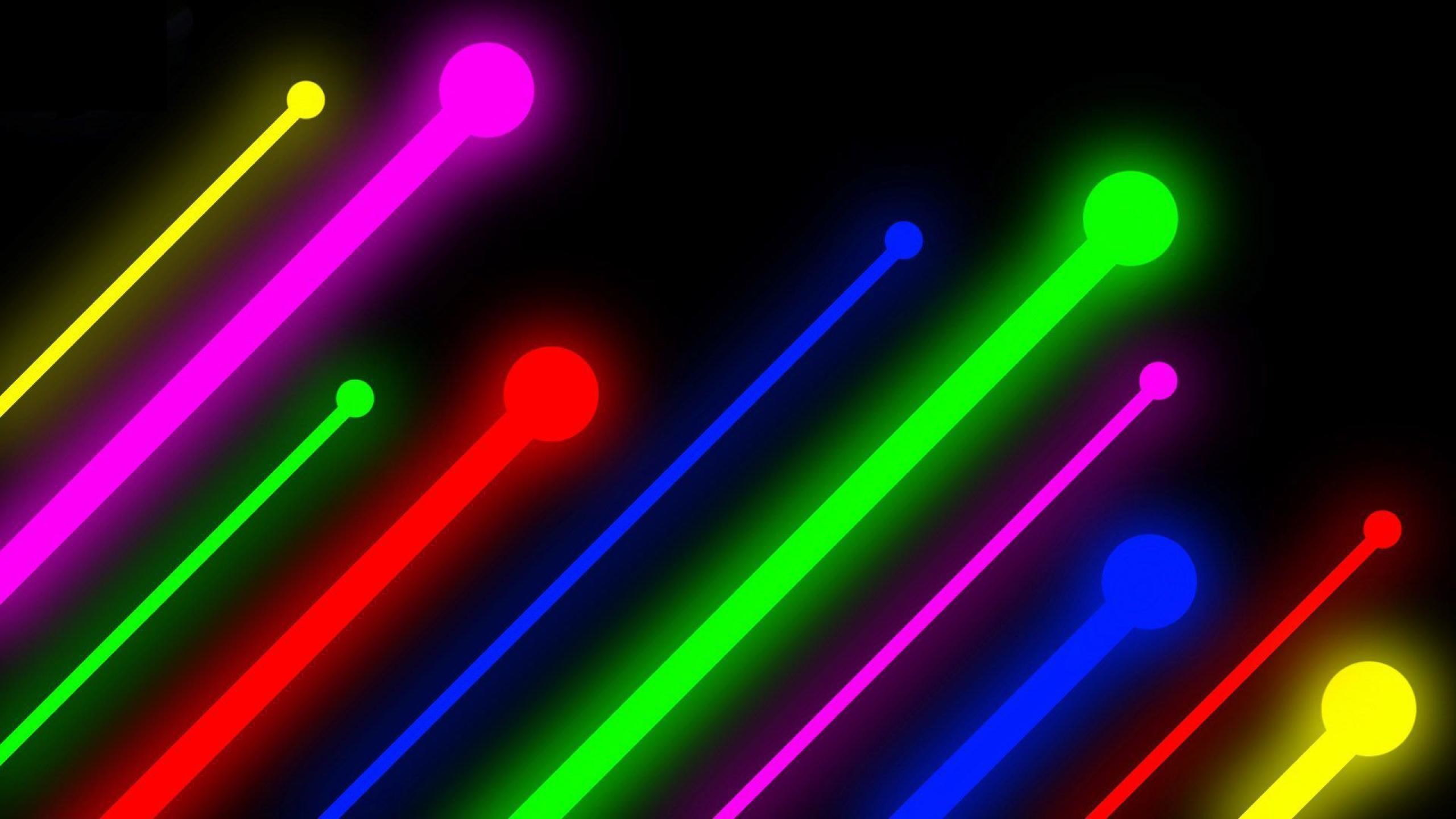 Hd Neon Abstract Wallpaper 79 Images