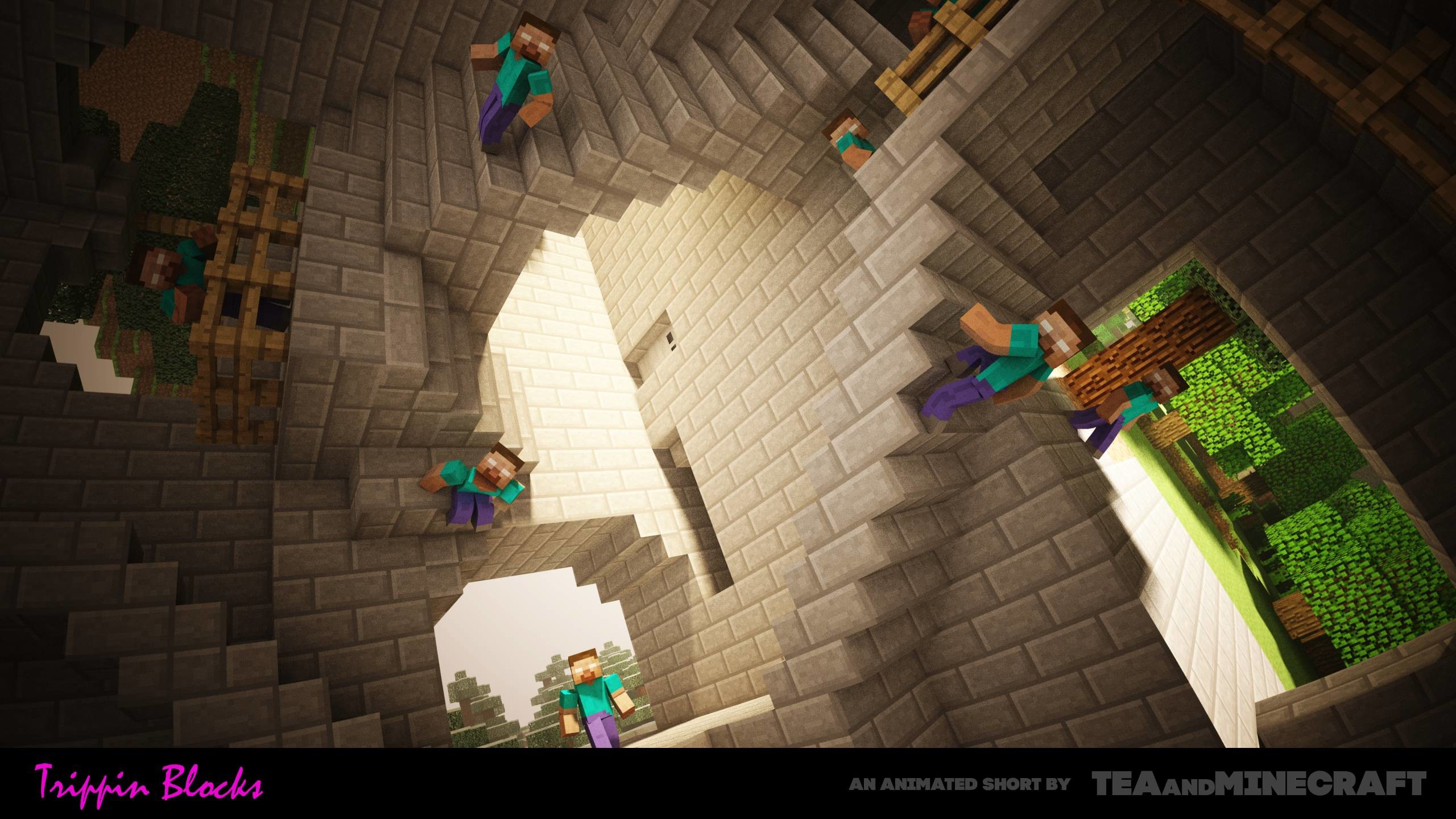Epic minecraft backgrounds 72 images - Epic wallpapers 2560x1440 ...