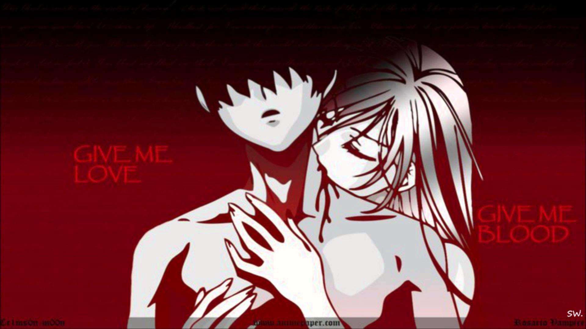 Anime Vampire Wallpaper 75 Images