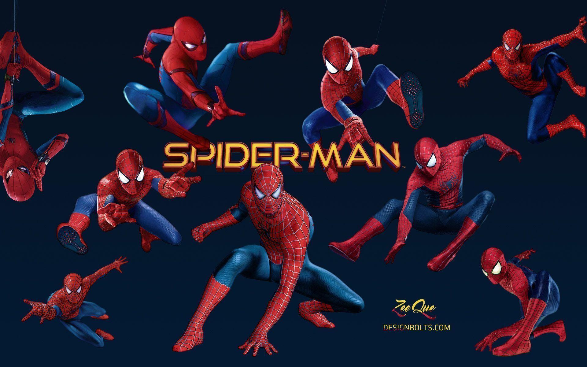 Spiderman: HD Spider Man Desktop Wallpapers (67+ Images
