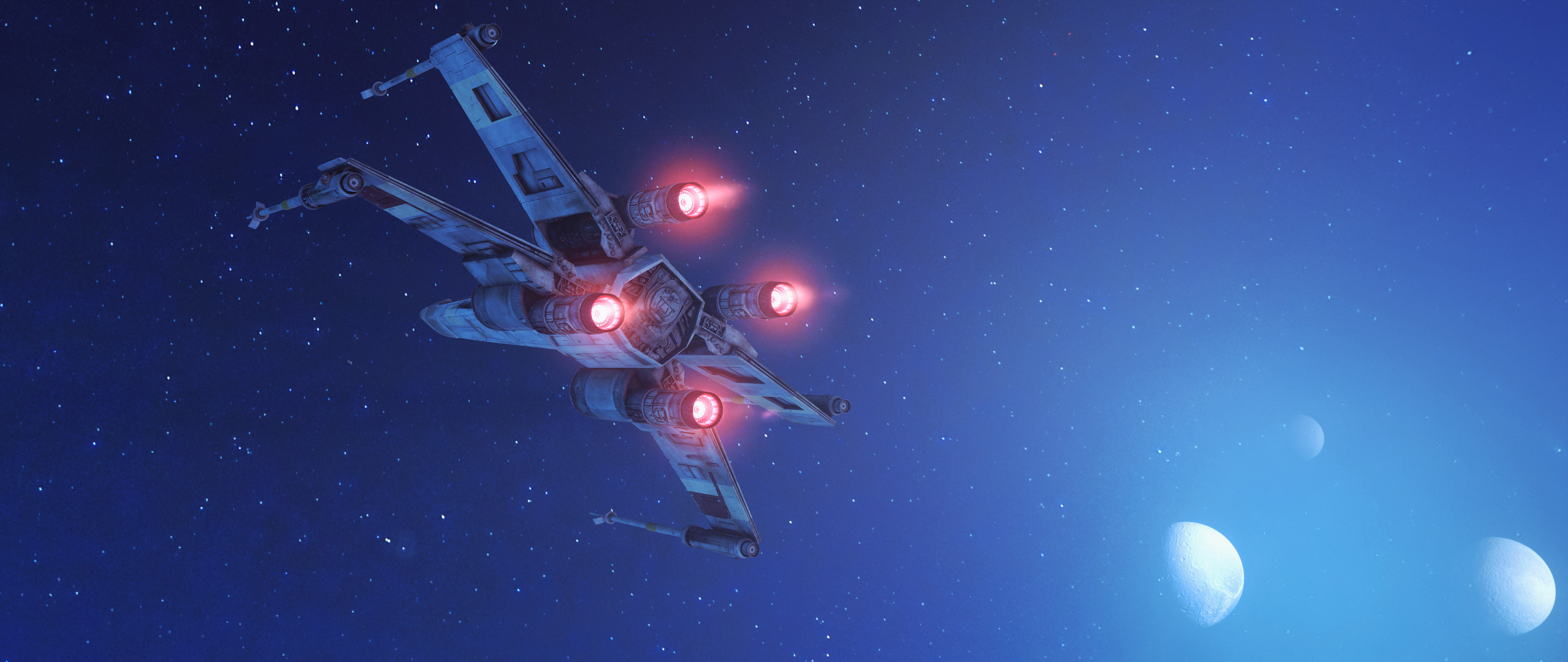 2560x1080 Video Game - Star Wars Battlefront (2015) X-Wing Wallpaper