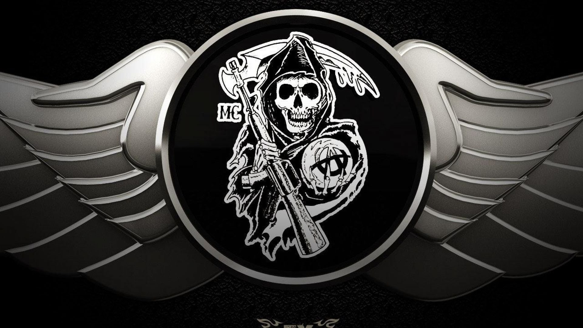 Sons of anarchy reaper wallpaper 67 images - Soa wallpaper iphone ...