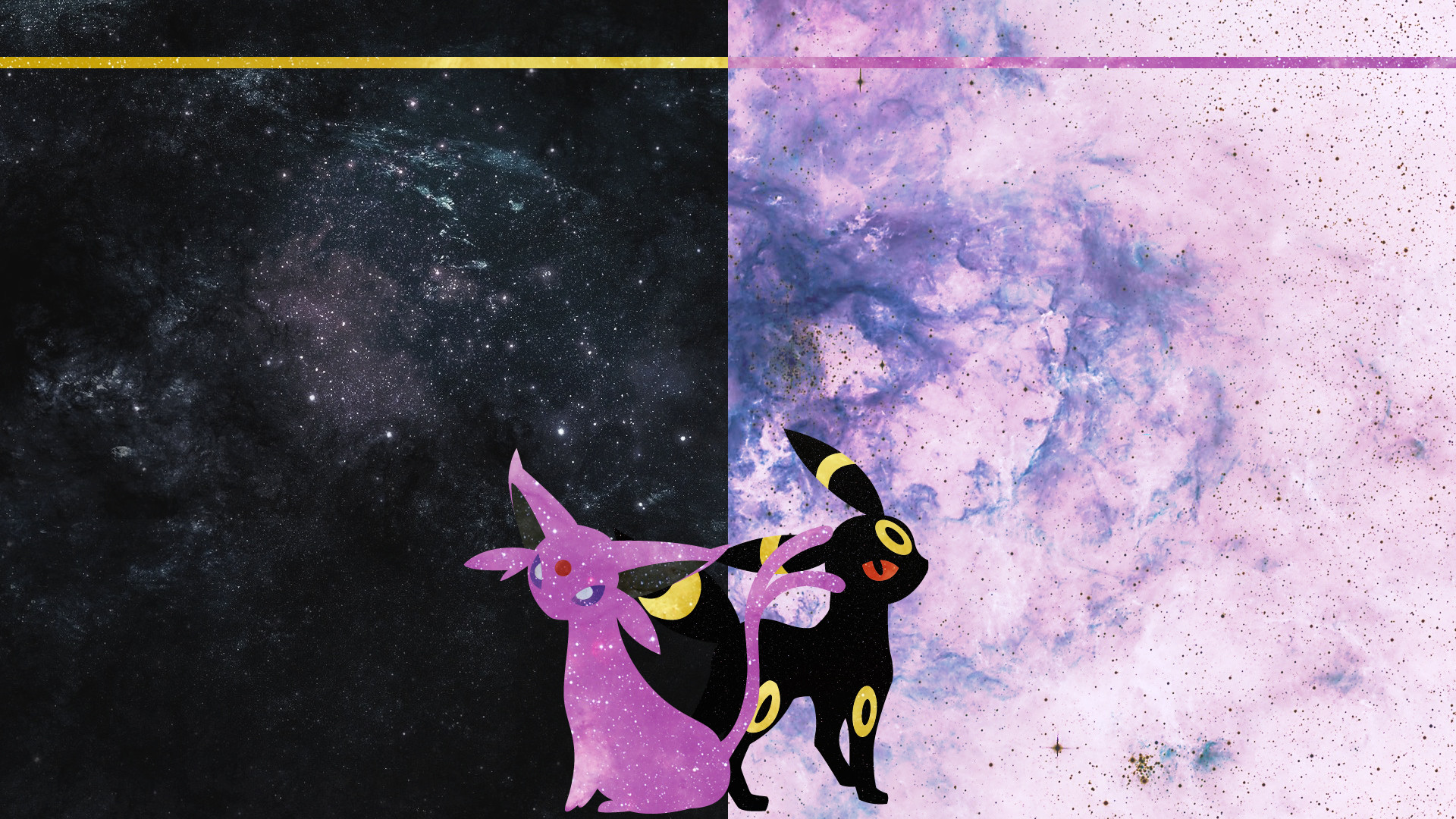 Umbreon and Espeon Wallpaper (74+ images)