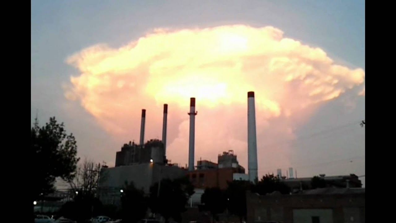 1920x1080 蘑菇云 Crap another Mushroom Cloud like the Beijing Mushroom Cloud (Raw Video)  ???