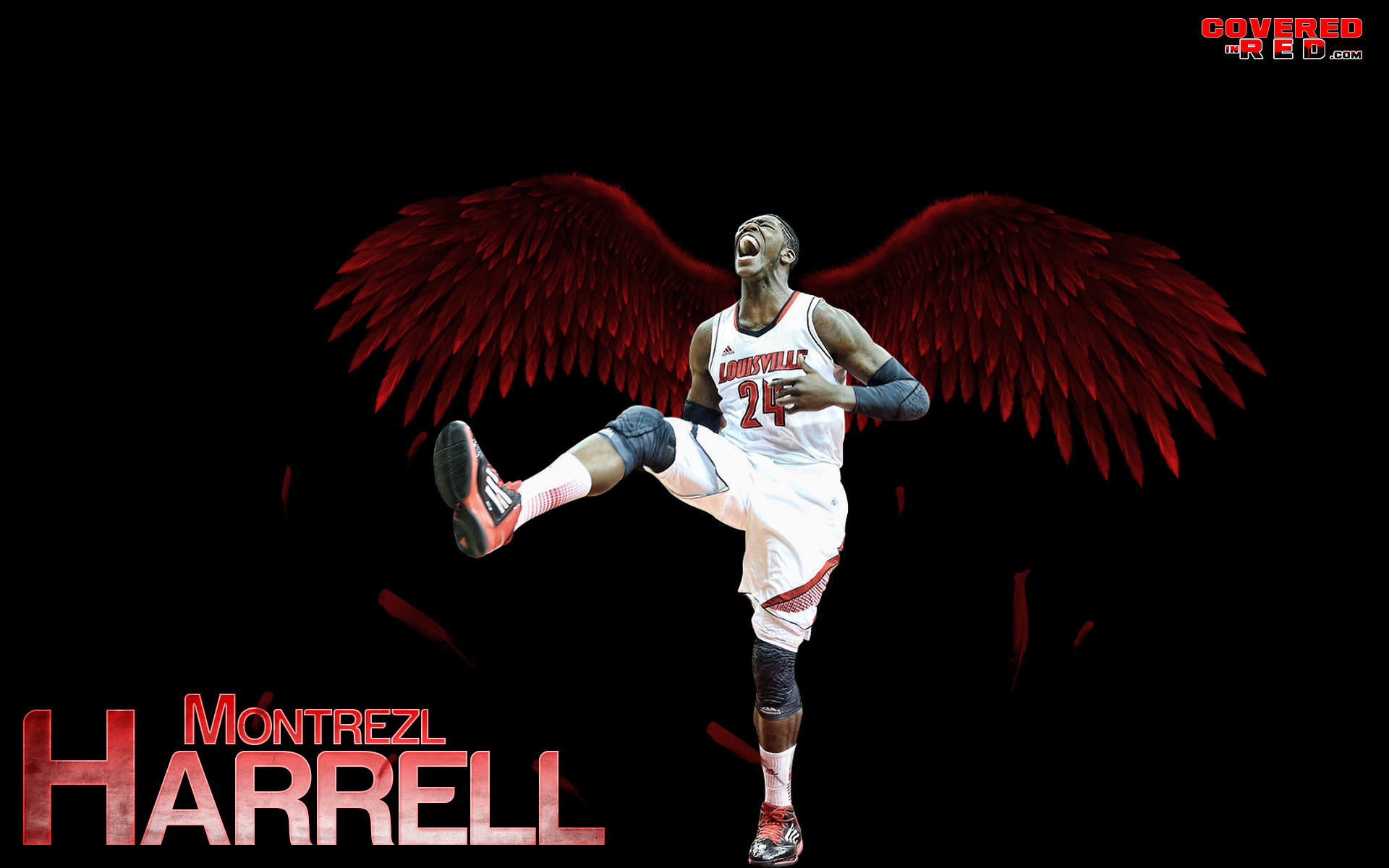 1920x1200 Filename: montrezl_harrell_wingl.jpg · view image. Found on: Louisville  Cardinals Basketball Wallpaper.html