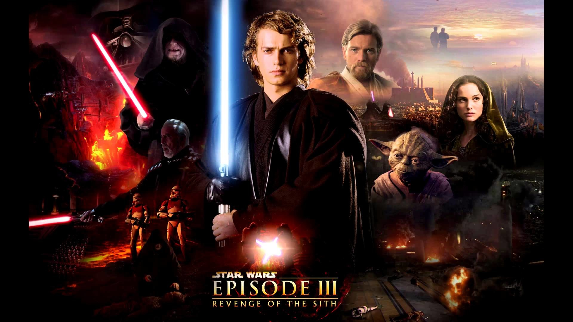 Anakin Vs Obi Wan Wallpaper 65 Images
