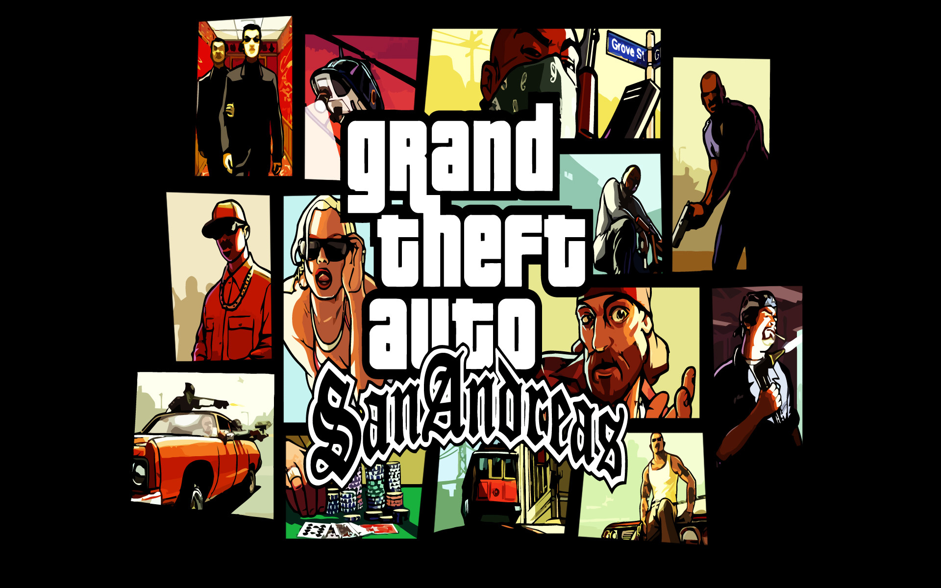 Grand Theft Auto Wallpaper 73 Images