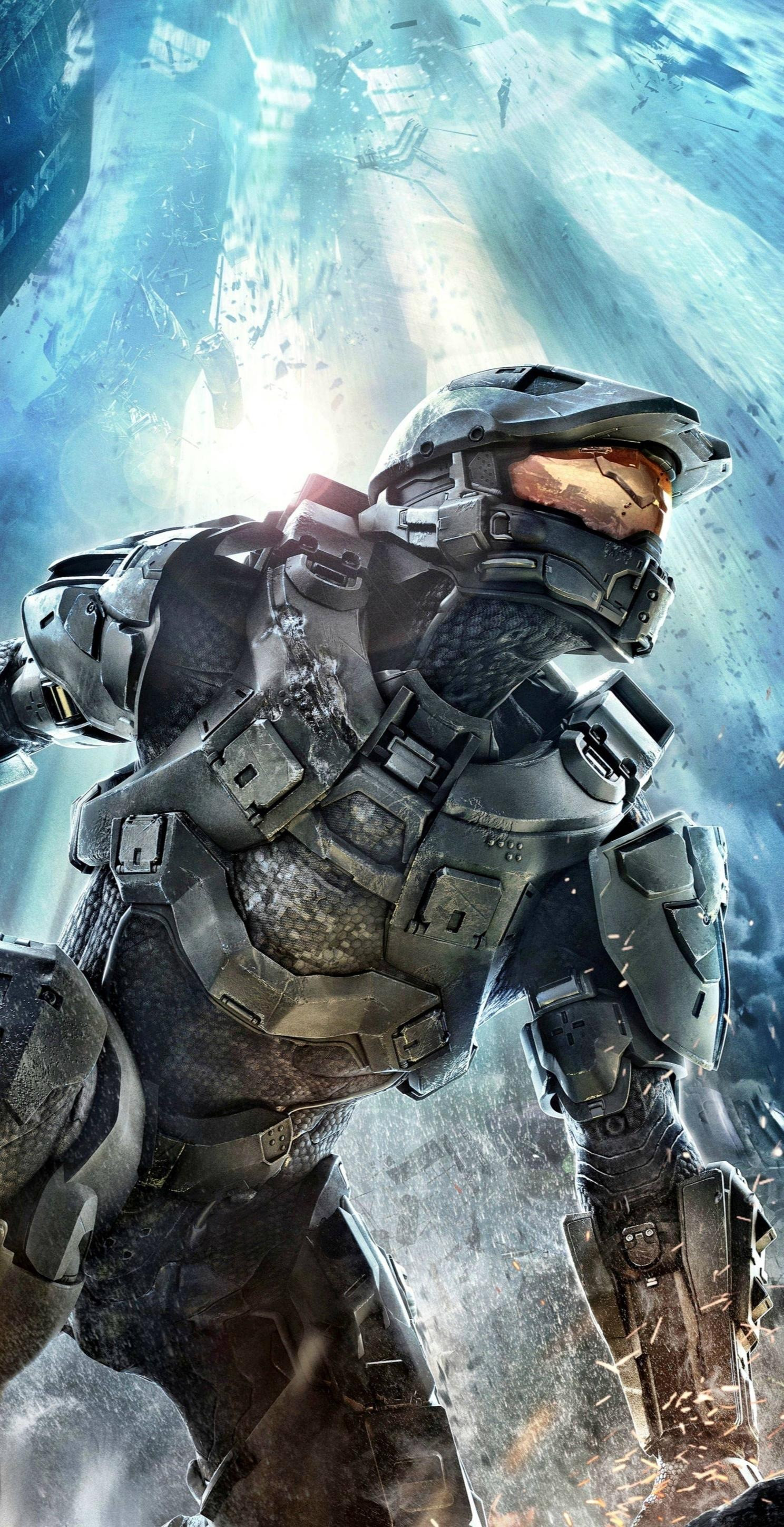 1488x2897 Halo 4 Wallpaper for iPhone 5