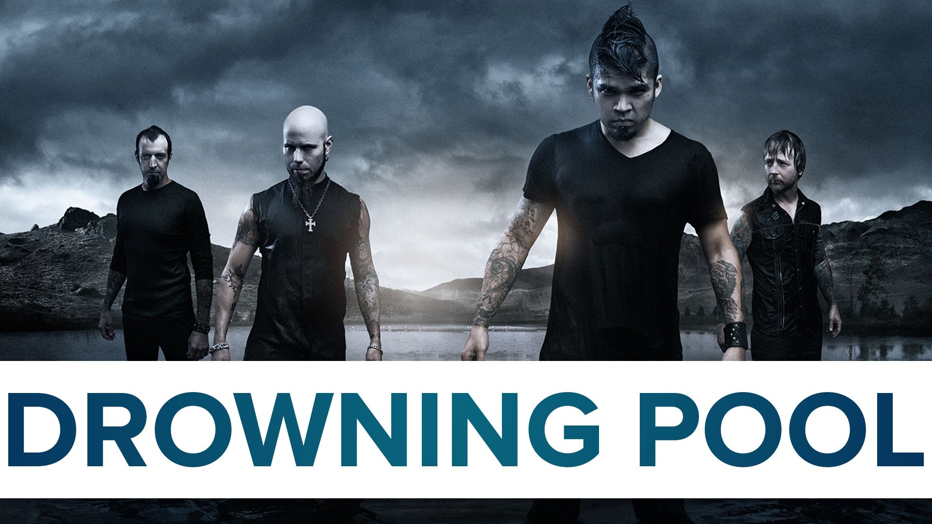 1920x1080 Top 10 Facts - Drowning Pool // Top Facts