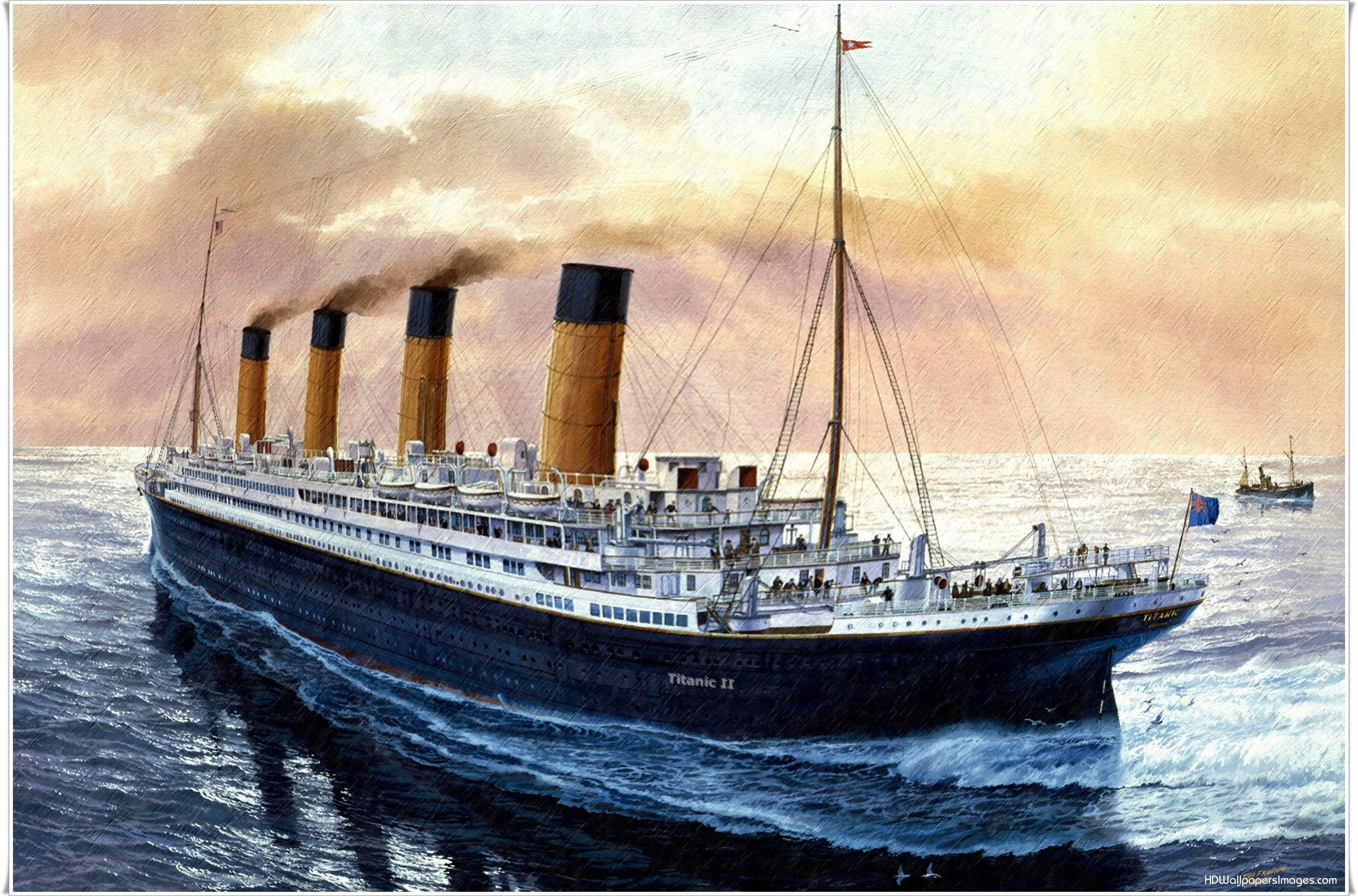 2936x1938 Titanic 2 | HD Wallpapers Images