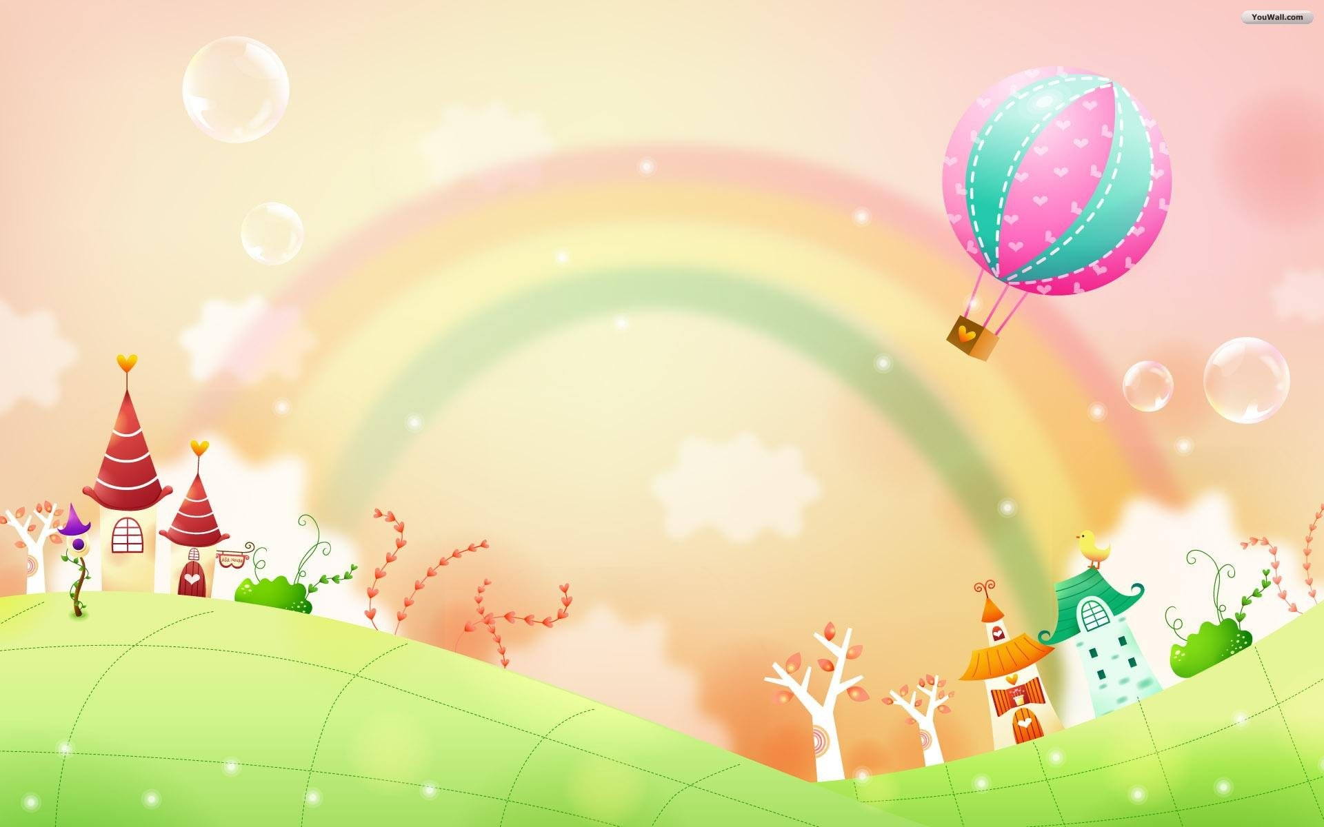 1920x1200 Rainbow-wallpaper-HD-1080