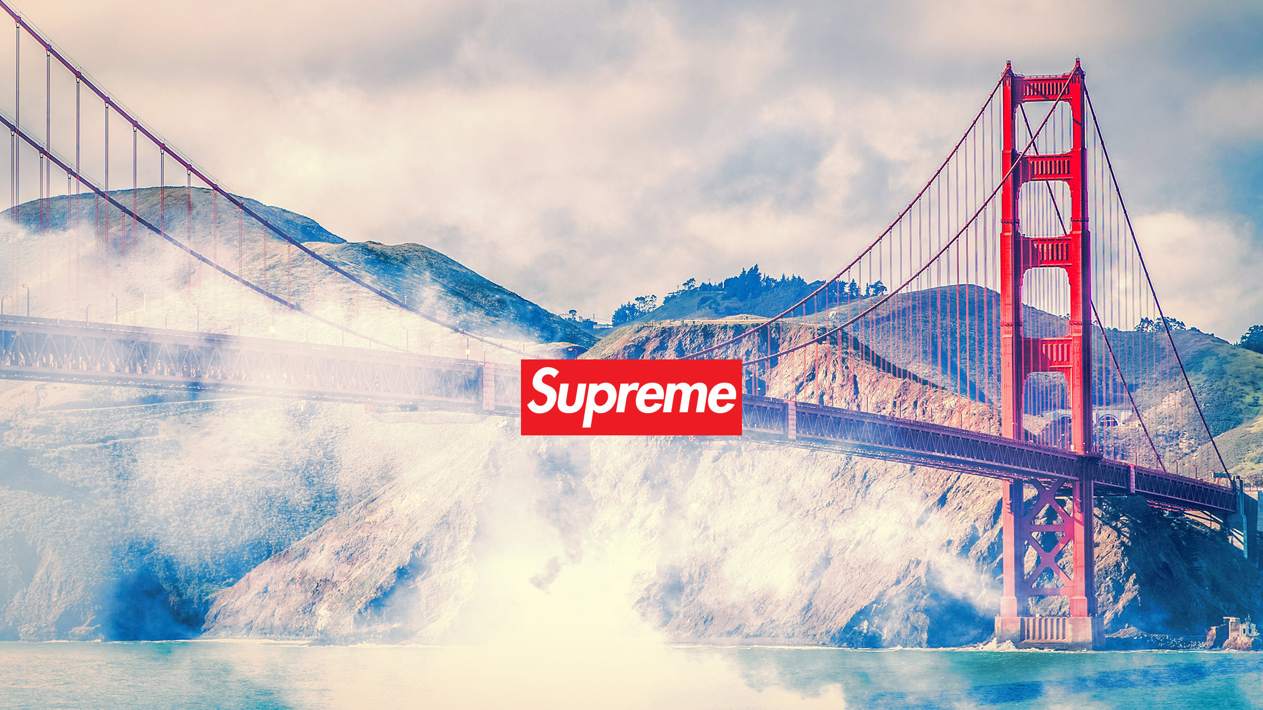 2560x1440 Supreme Wallpaper Full HD Free Download PC Desktop
