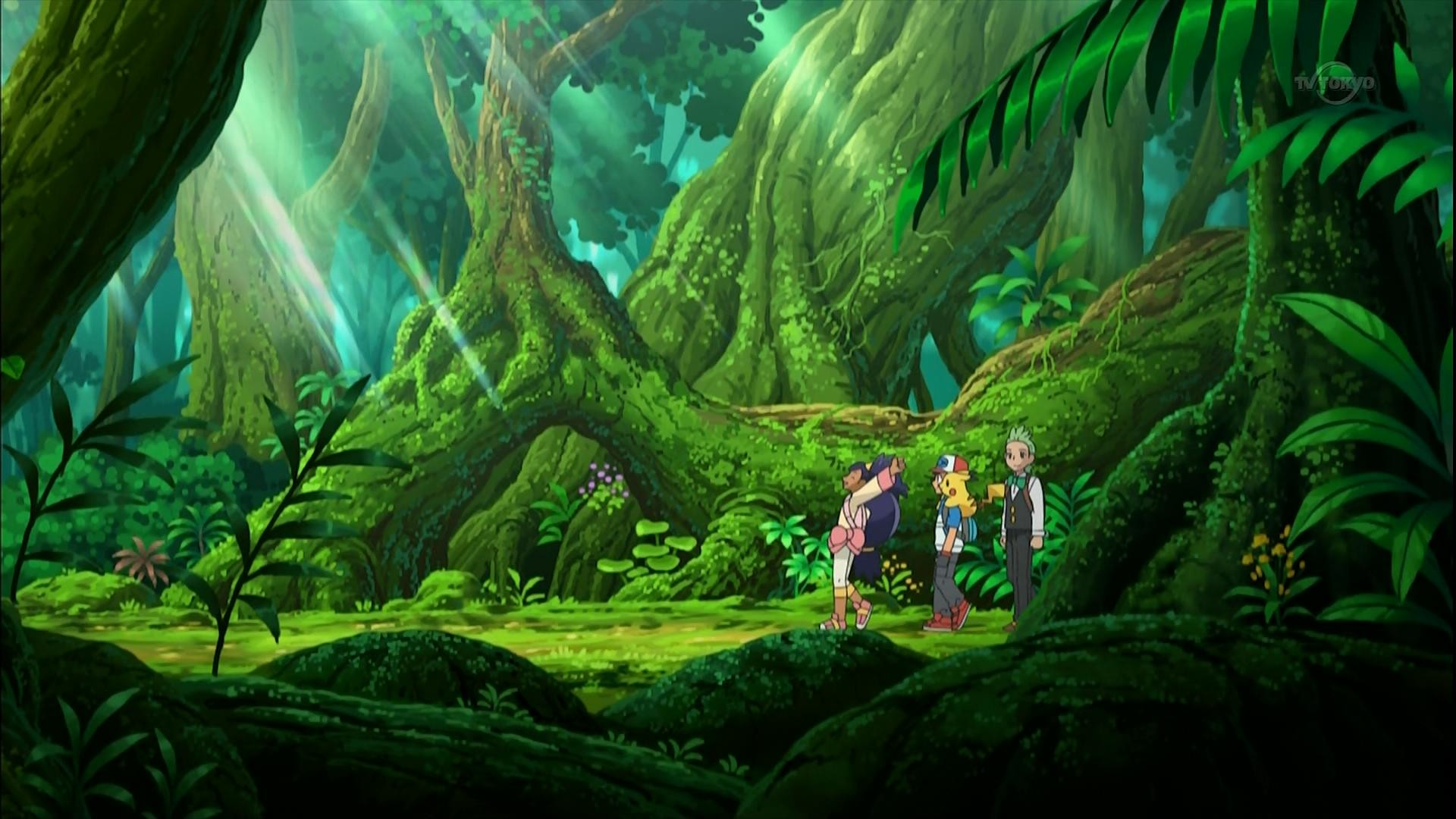 Anime forest background 69 images - Anime forest background ...