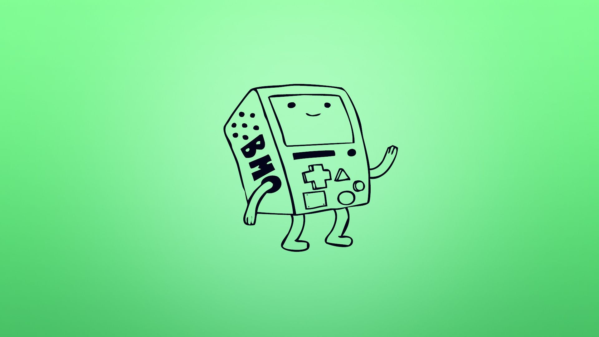 1920x1080 Download wallpaper pda, bimo, adventure time, bmo, adventure time .