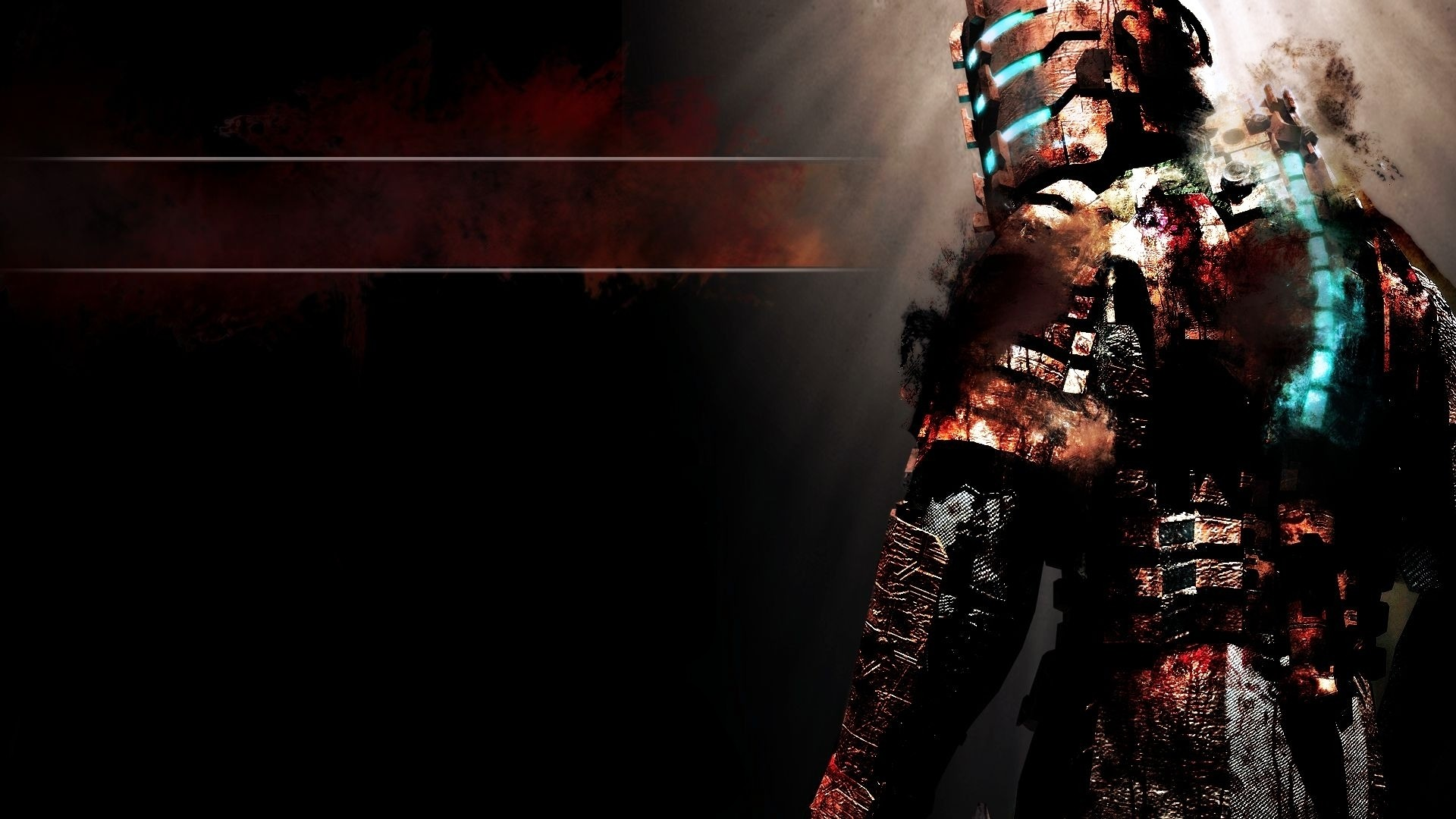 1920x1080 gore dead space badass game HD Wallpaper - Space & Planets (#