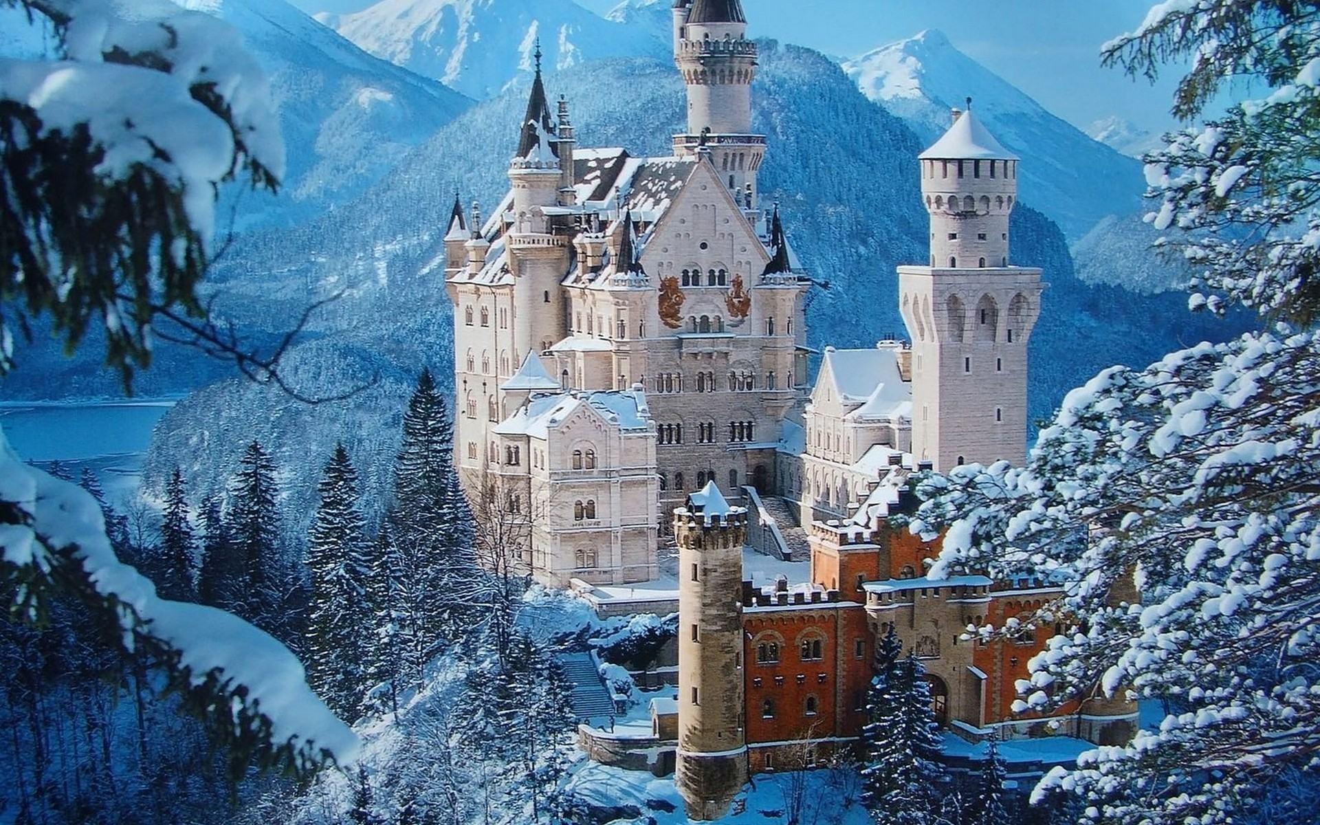 winter desktop backgrounds (54+ images)