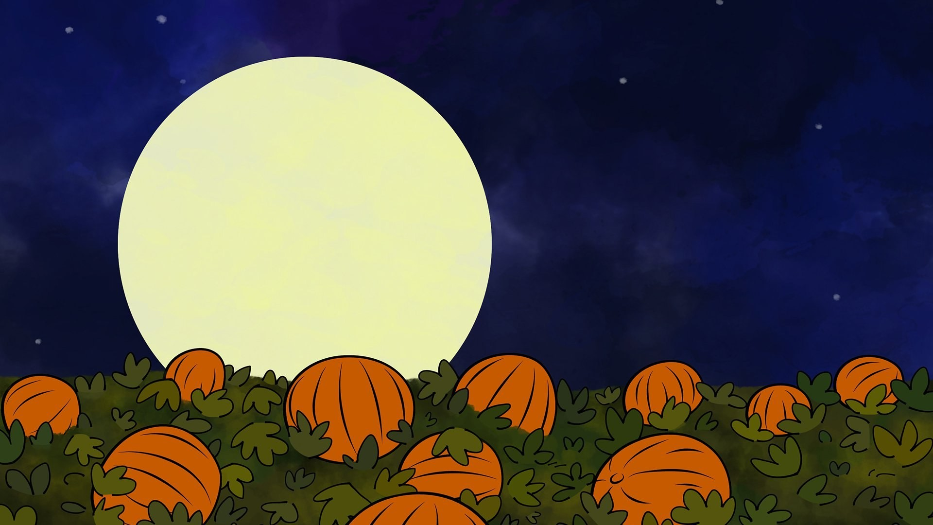 1920x1080 'The Great Pumpkin' TV Special Returns October 28 | Animation World Network