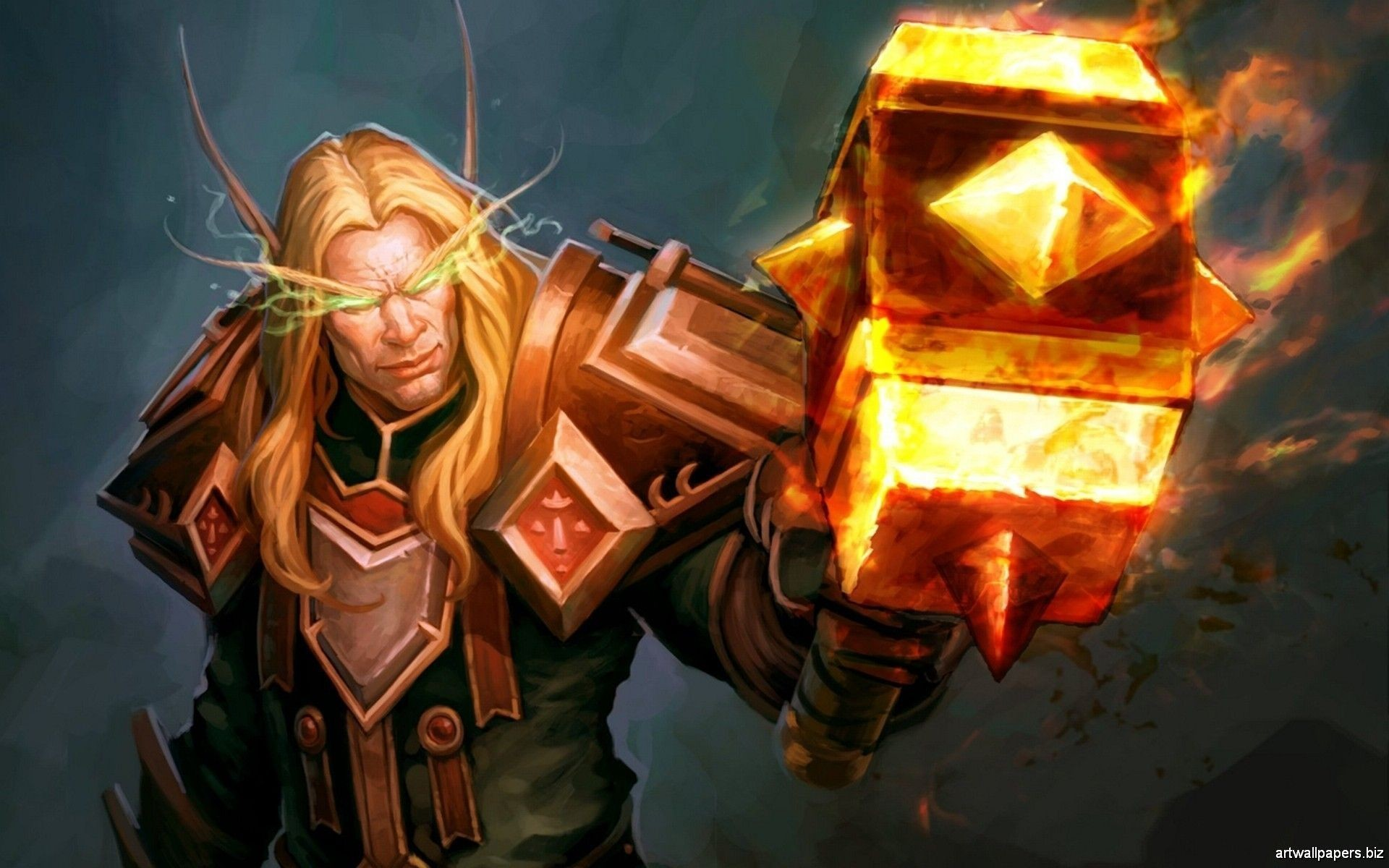 World Of Warcraft Wallpaper HD Paladin (74+ Images