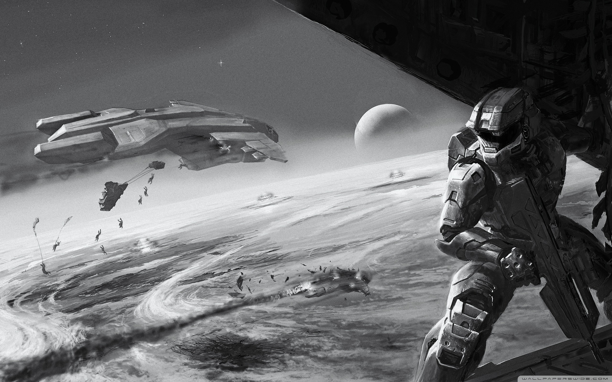 2560x1600 1920x1200 Halo Reach: Carter by redrum201 Halo Reach: Carter by redrum201