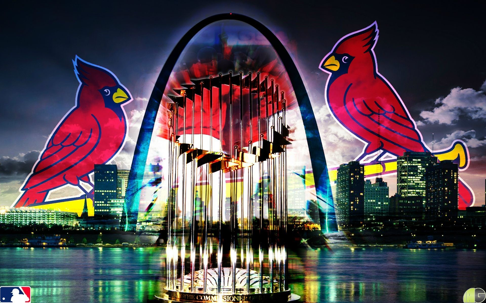 1920x1200 St Louis Cardinals Desktop Wallpapers - Wallpaper Cave