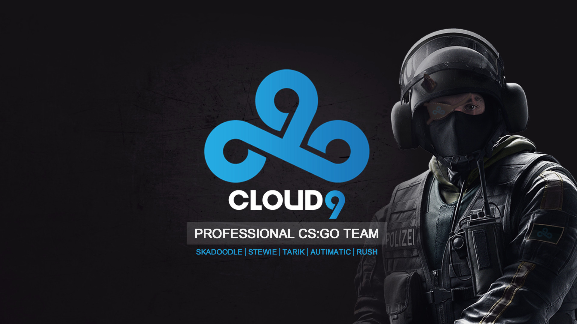 1920x1080 Cloud9 Wallpaper