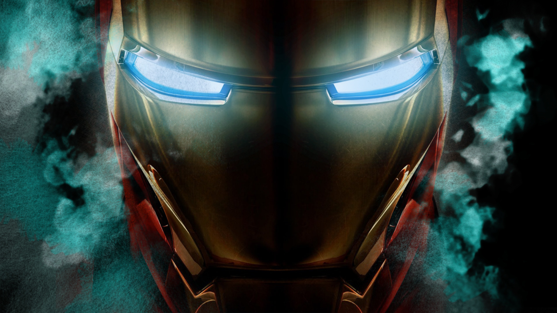 1920x1080 ... Iron Man Wallpaper  by G-RDesign