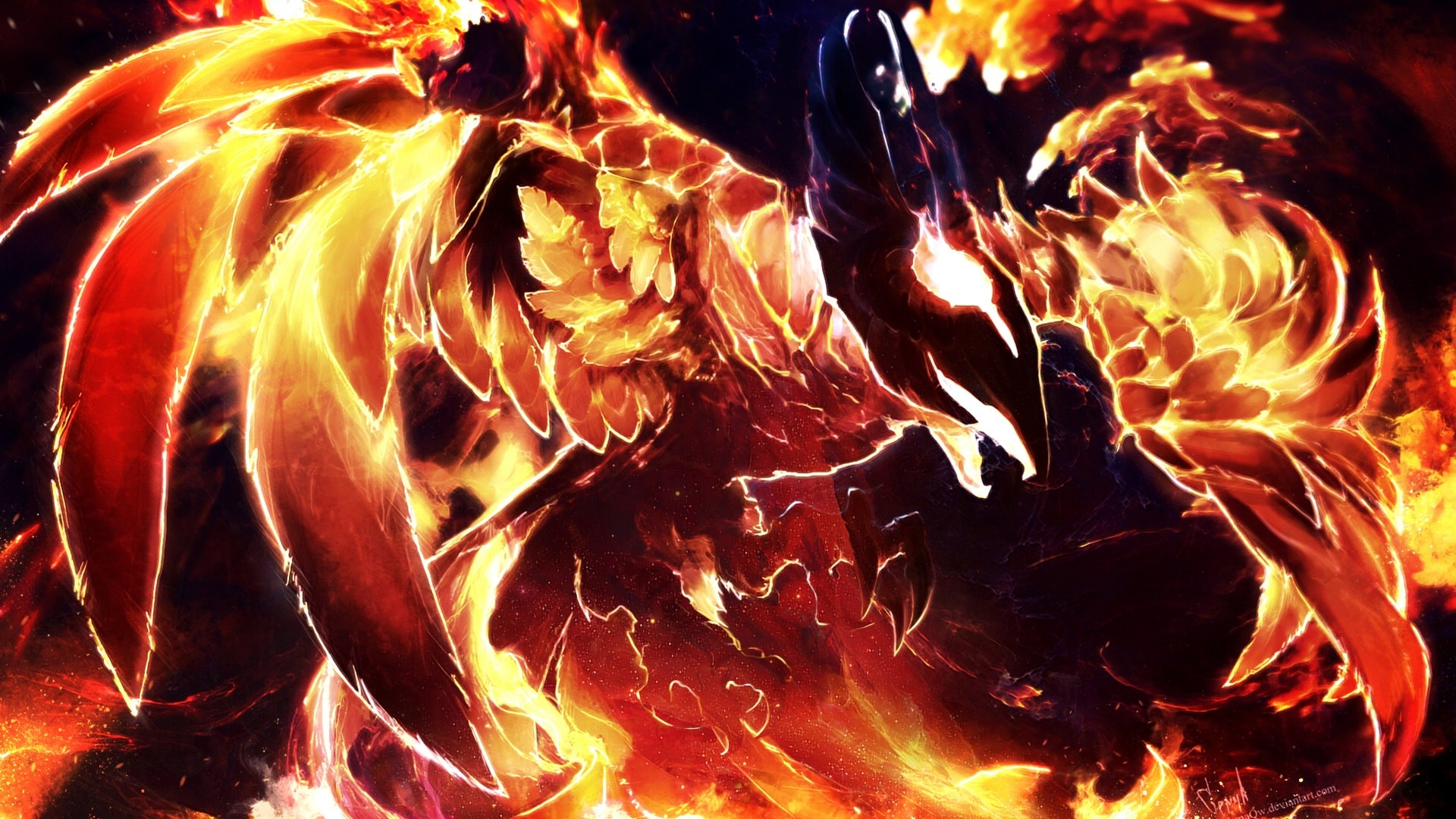 1920x1080 Dota2 : Phoenix Wallpapers Dota2 : Phoenix Desktop wallpapers