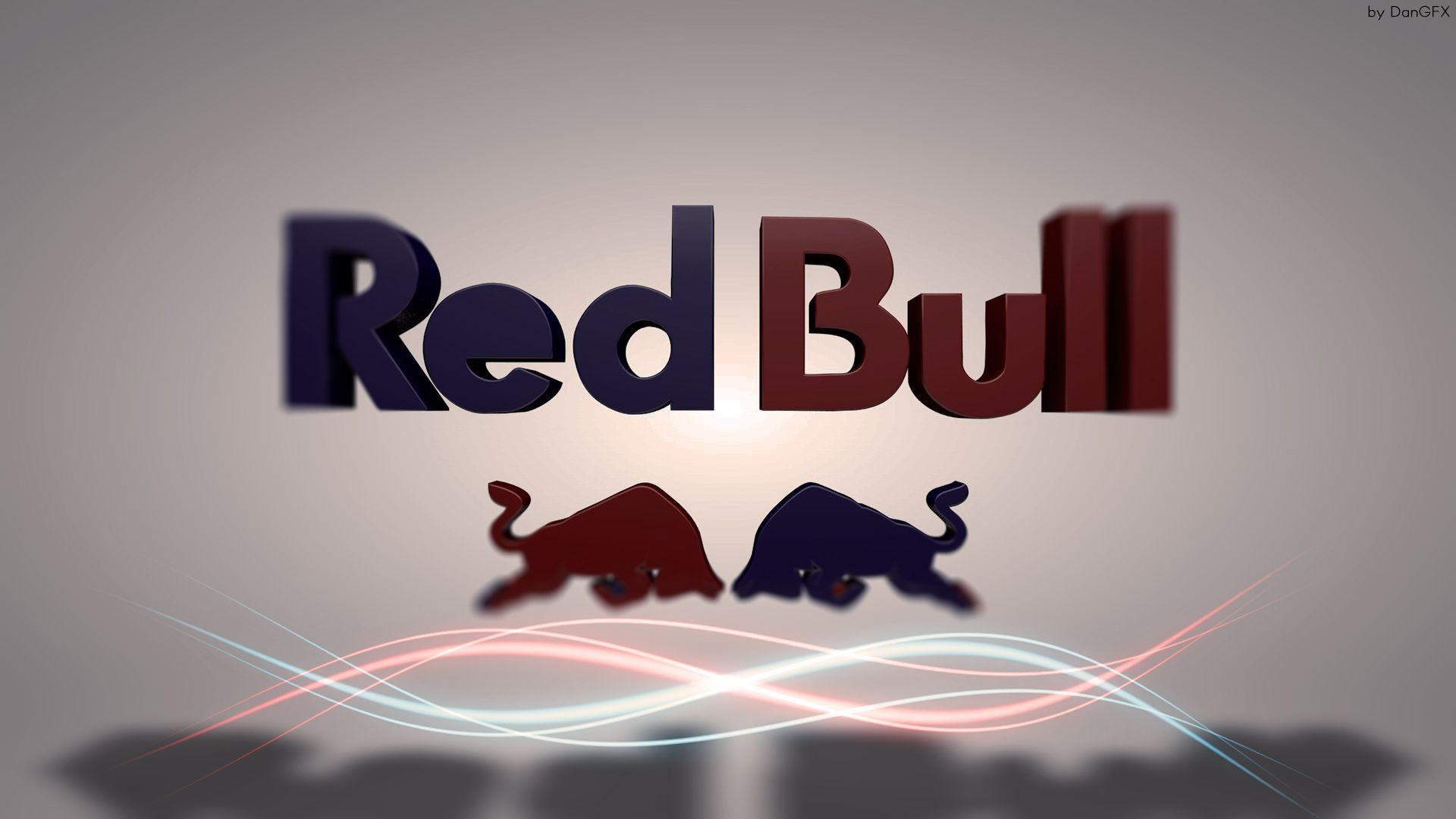 1920x1080 Awesome Red Bull Wallpaper