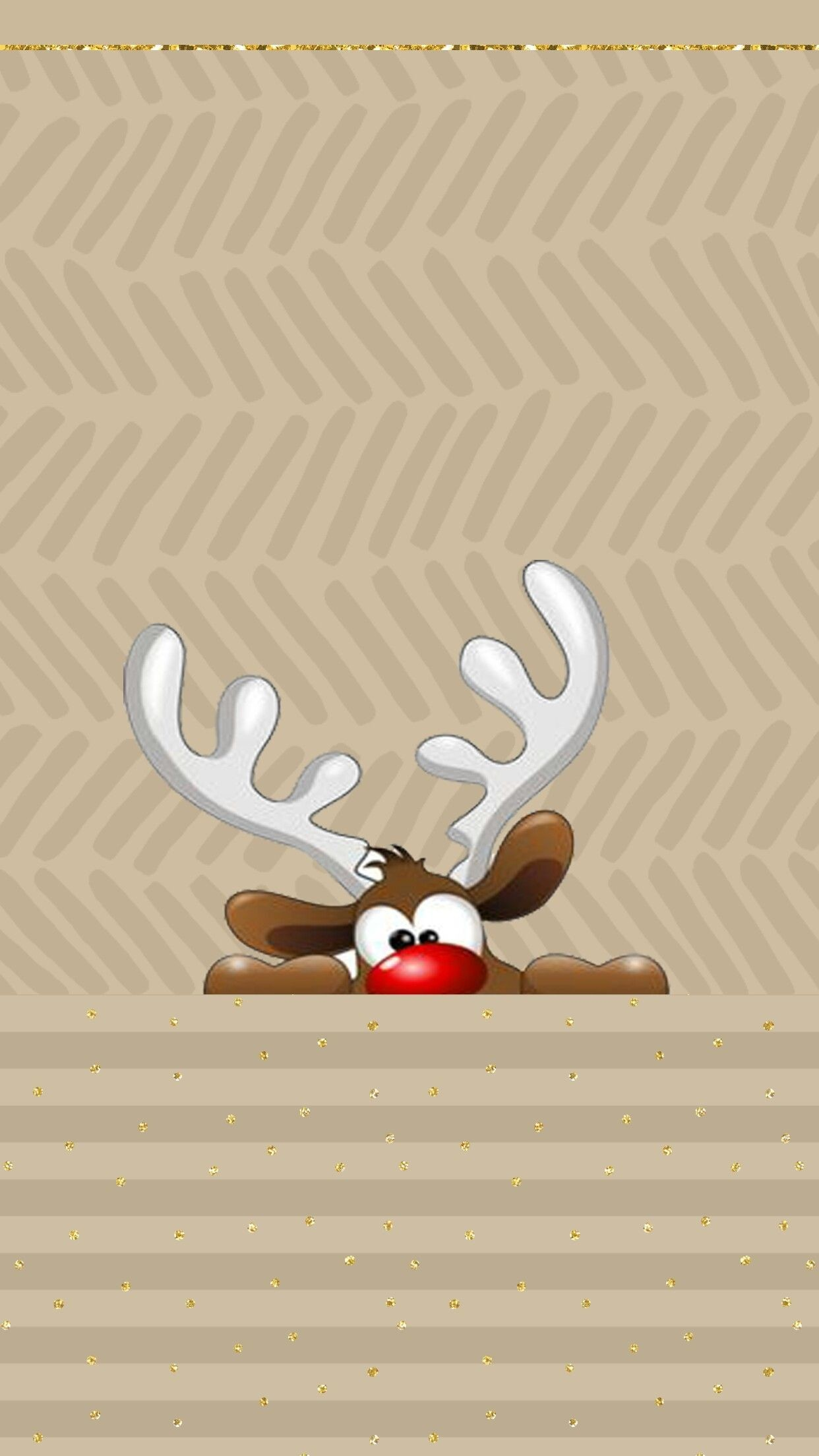 1281182 cute reindeer wallpaper 1242x2208 hd