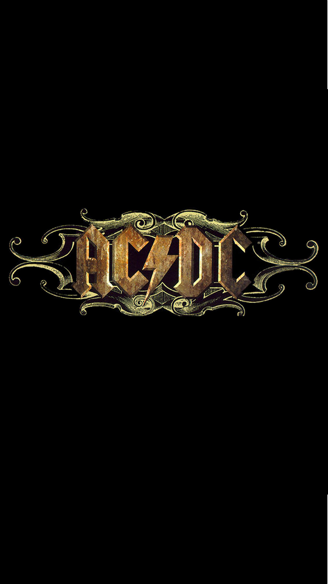 1080x1920 ACDC Rock Band Logo iPhone 6 Plus HD Wallpaper ...