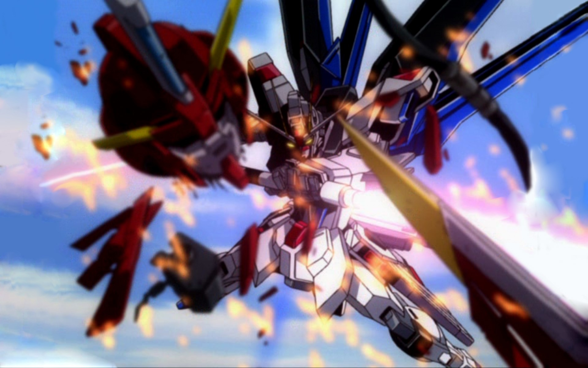 1920x1200 beautiful pictures of mobile suit gundam seed destiny