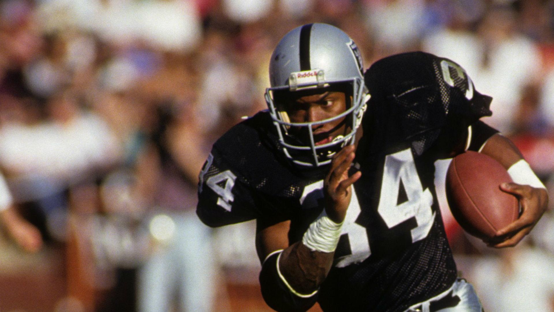 Bo Jackson, Brian Bosworth meet again — 27 years later