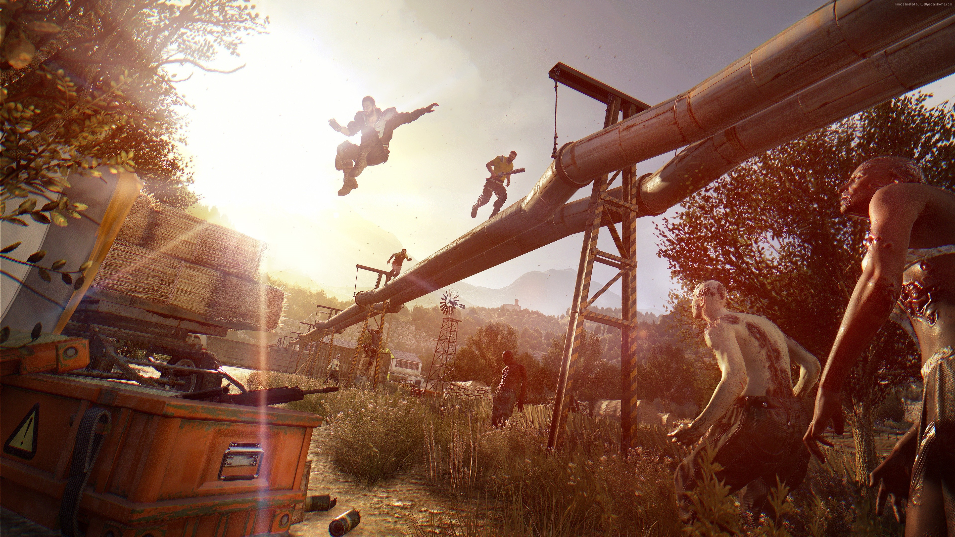 Dying Light Wallpapers 83 images