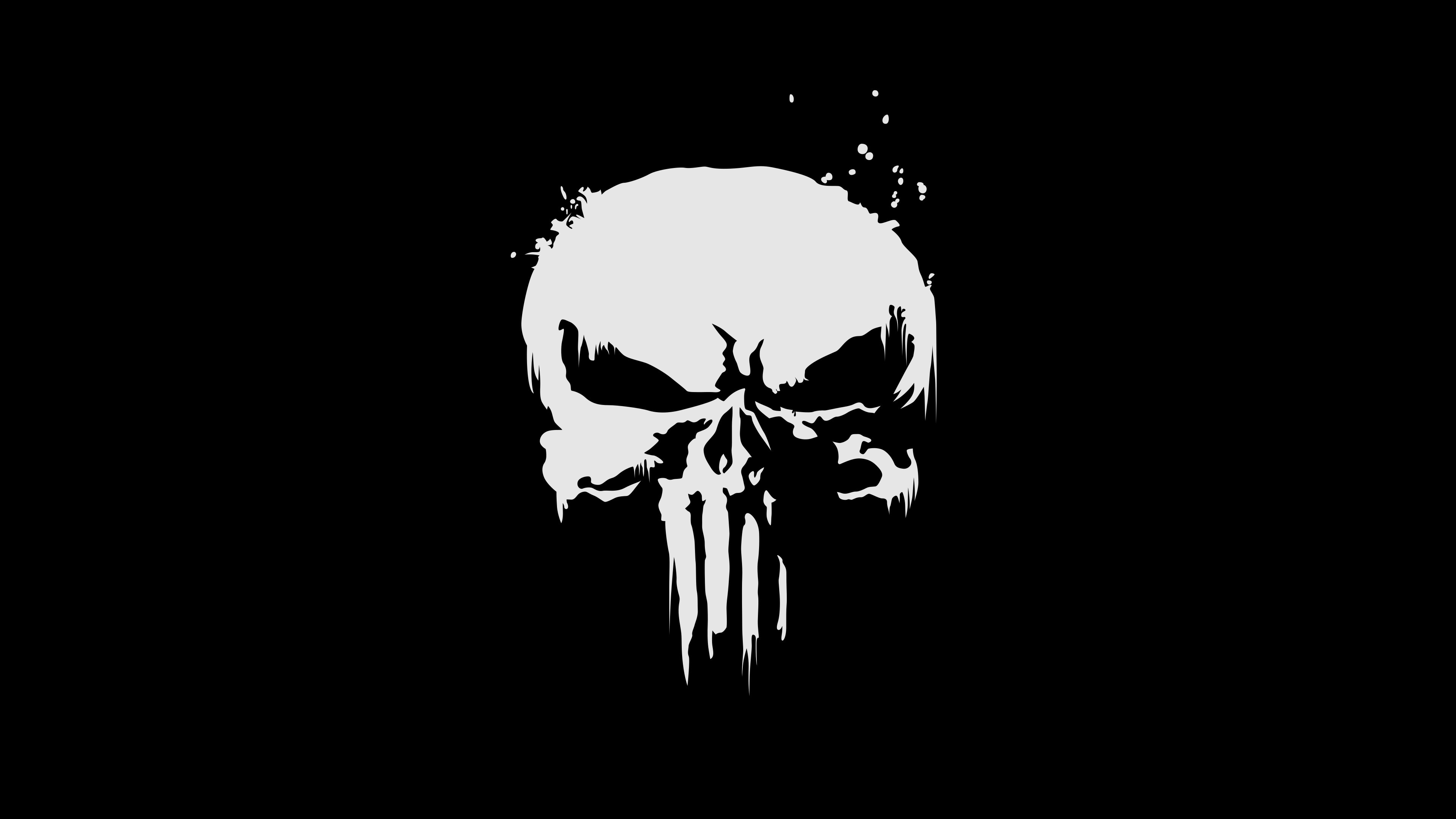 3840x2160 The Punisher Wallpaper