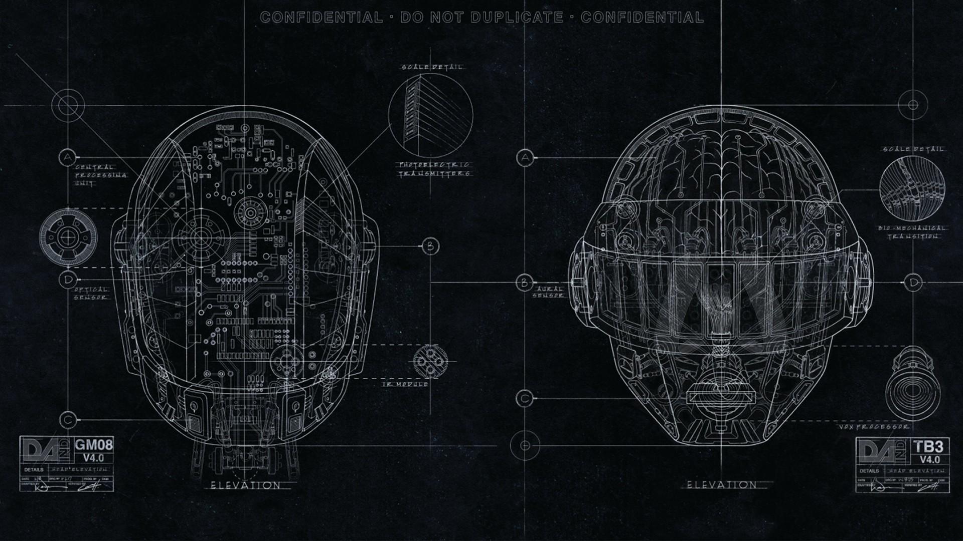 Daft Punk Backgrounds (69+ images)