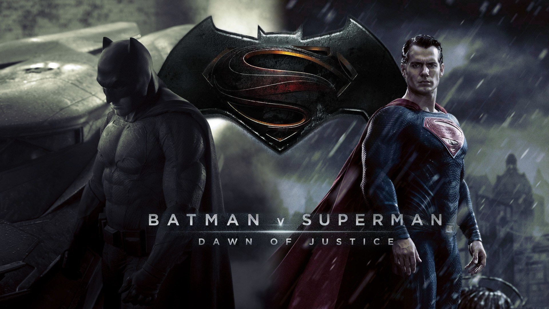 1920x1080 Batman V Superman: Dawn Of Justice (2016)