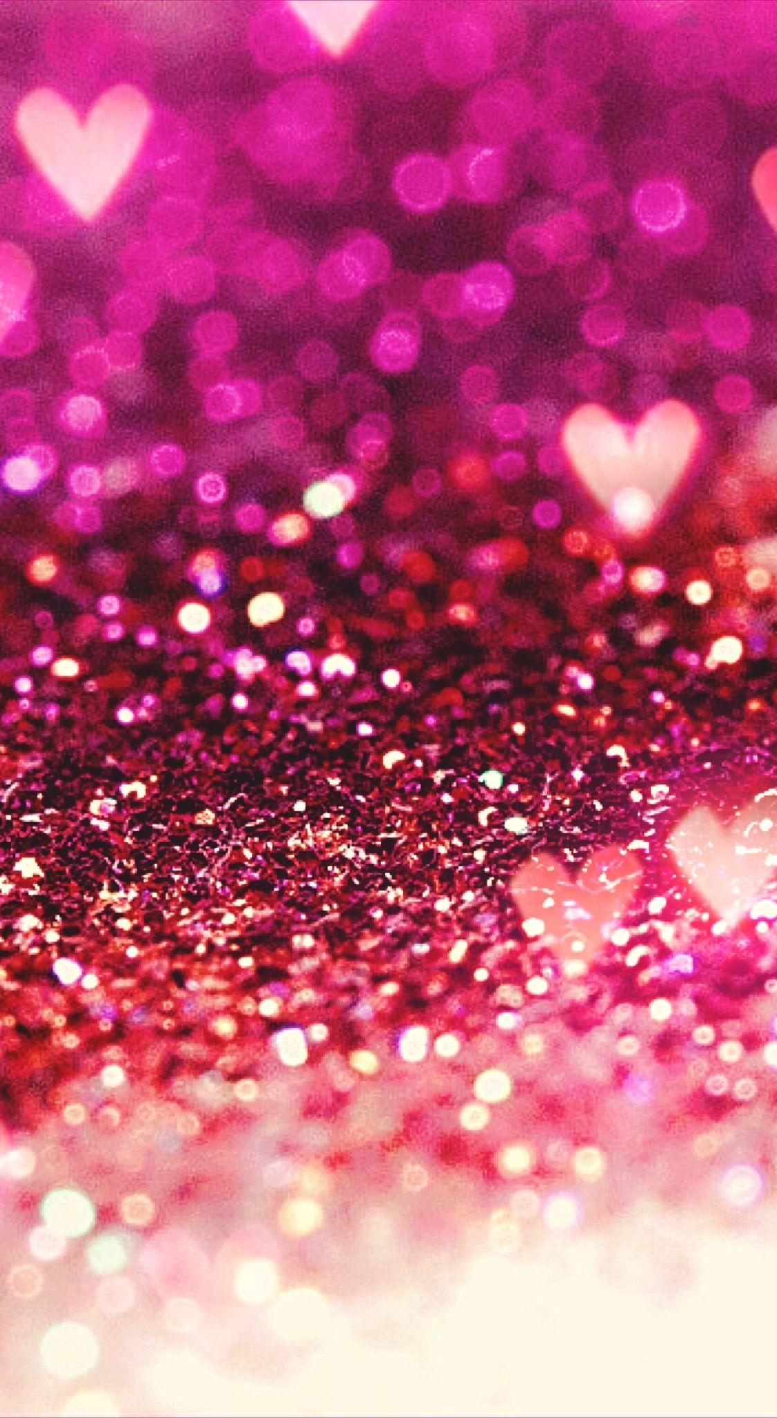 Pink Glitter Phone Wallpaper 76 Images