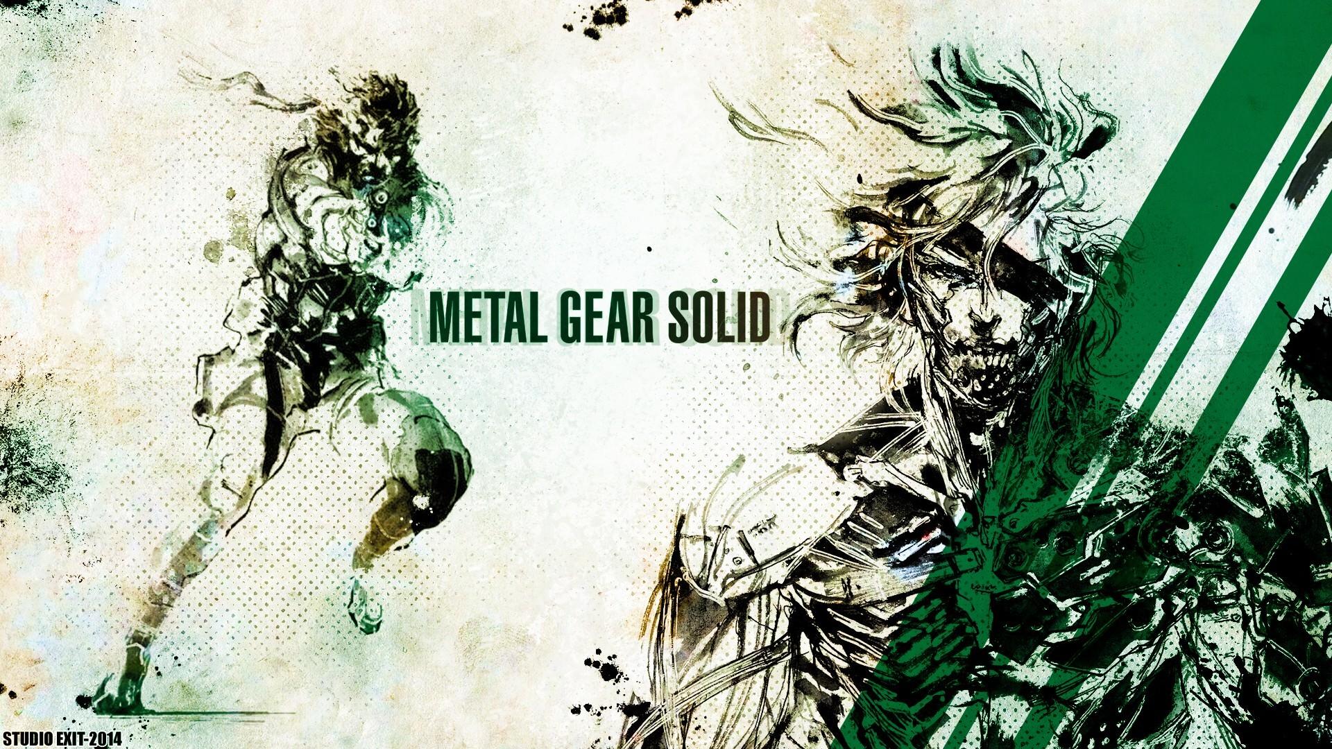 Metal gear solid hd wallpapers 66 images - Metal gear solid desktop wallpaper ...