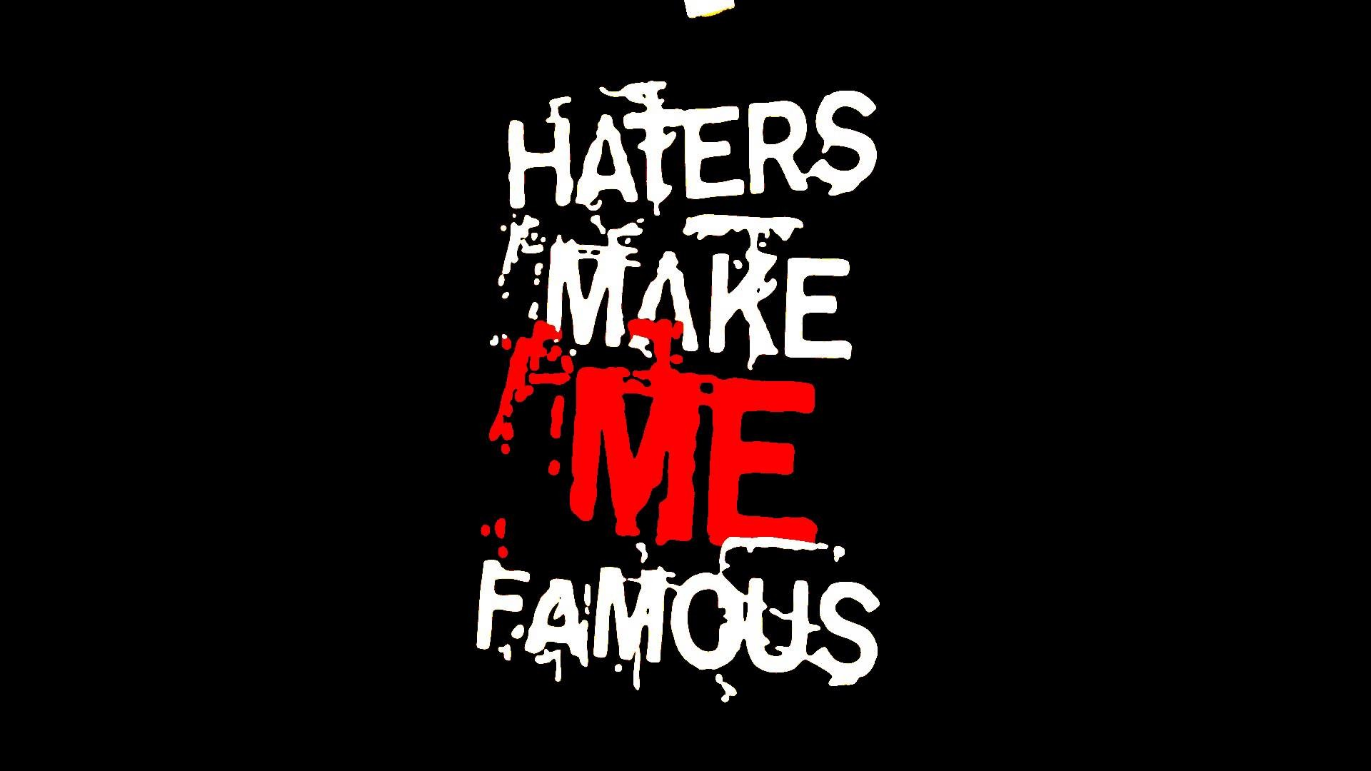 Haters Wallpaper (69+ images)
