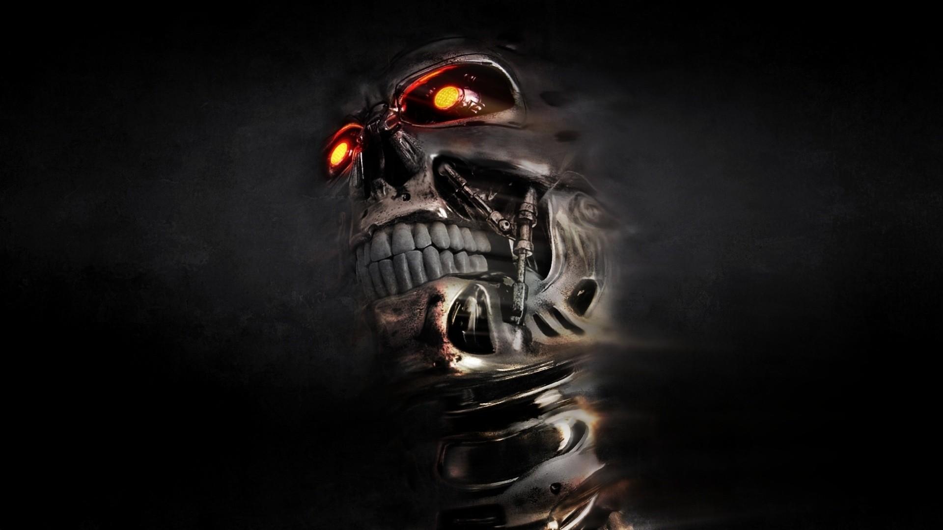 10 New Horror Movie Wallpaper Hd Full Hd 1920 1080 For Pc: Dangerous HD Wallpaper Smoke Skull (57+ Images