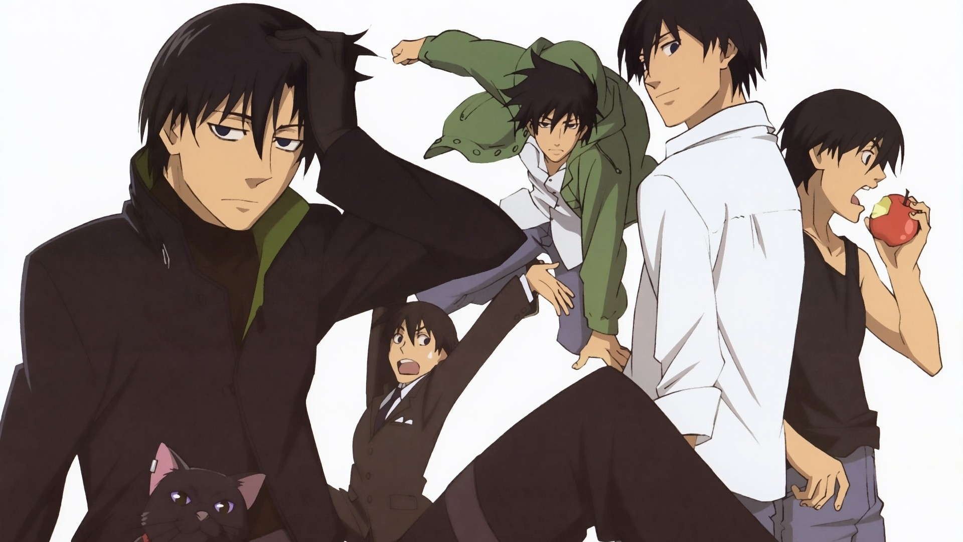 1920x1080 darker than black, hei, mao