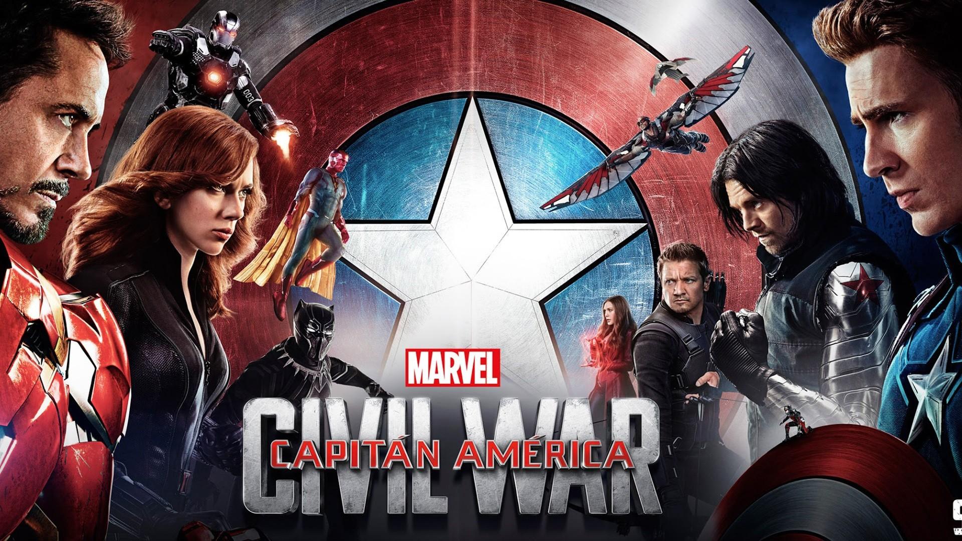 キャプテン・マーベル Hd: Civil War Marvel HD Wallpaper (70+ Images