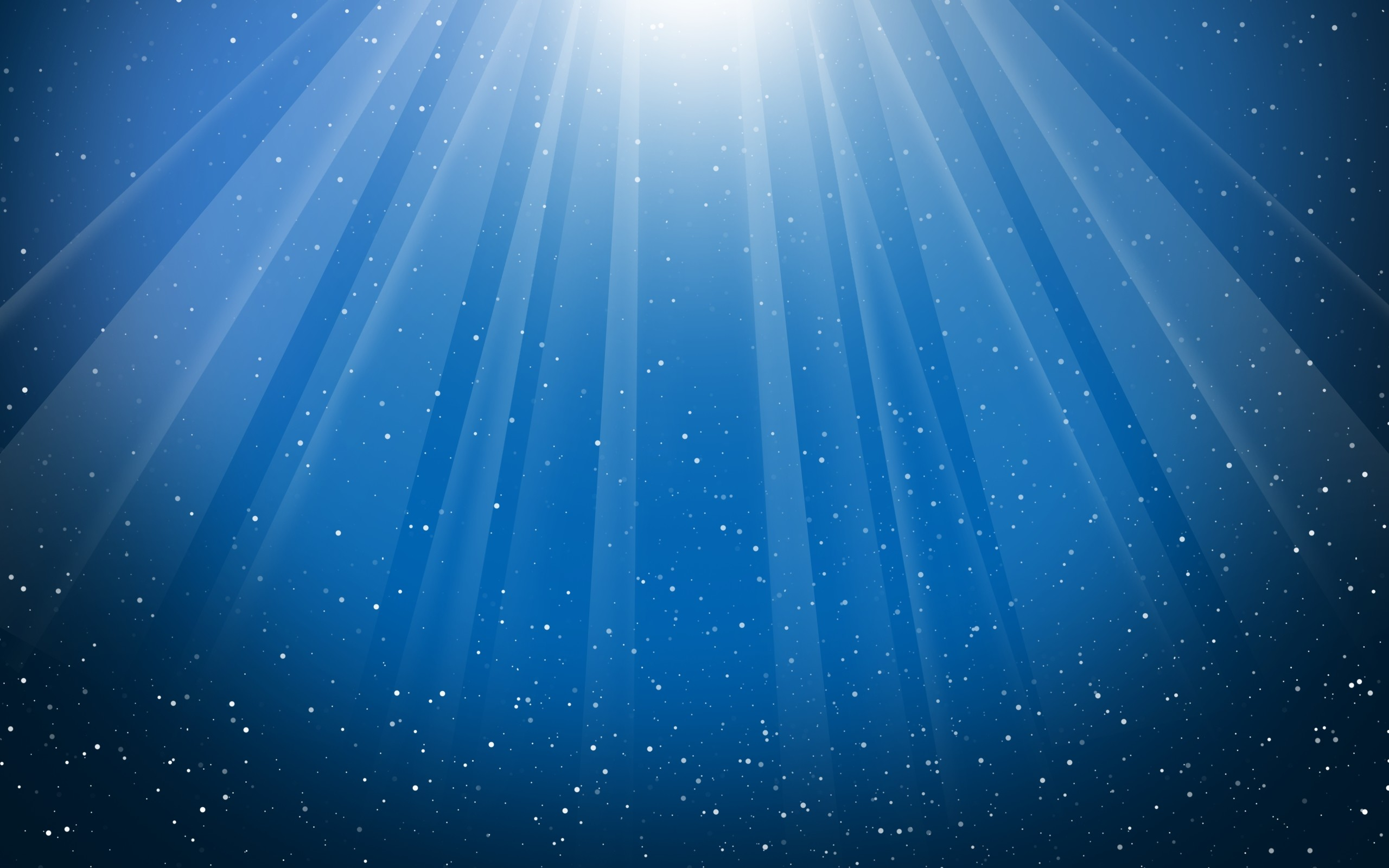2560x1600 Wallpaper Light, Shiny, Blue, Lines, Fan