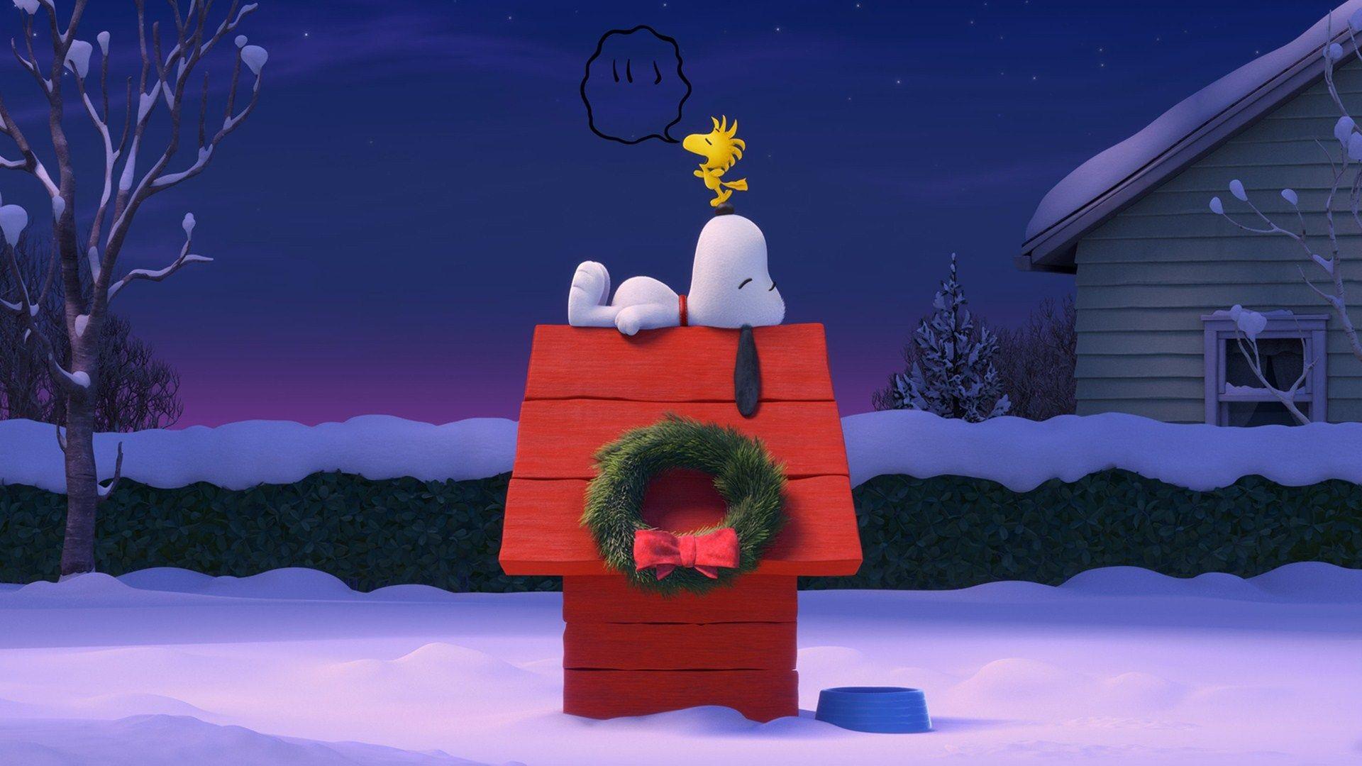 Peanuts Desktop Wallpaper (49+ images)